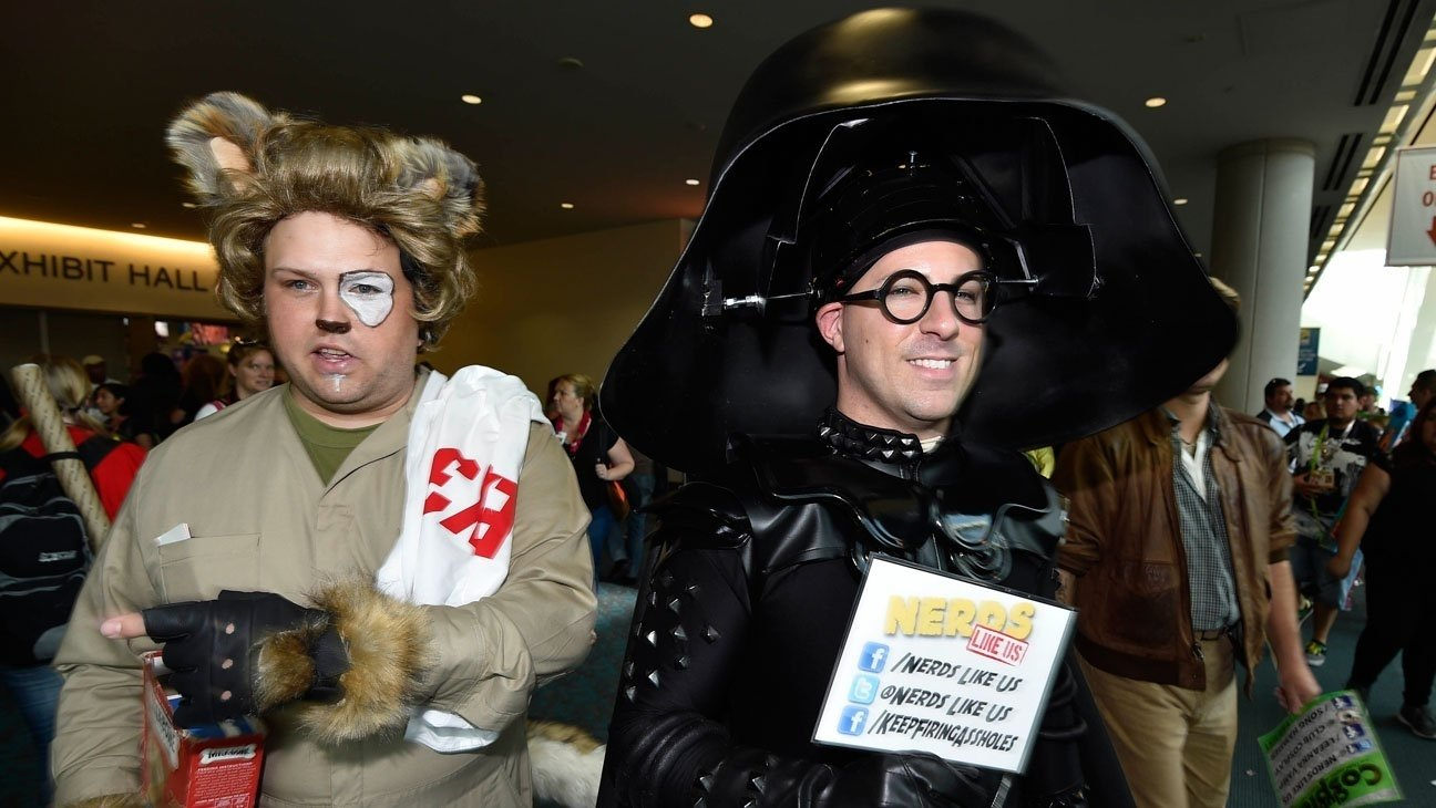 10 Pretty Comic Con Costume Ideas For Guys the best costumes of comic con 2014 photos hollywood reporter 2