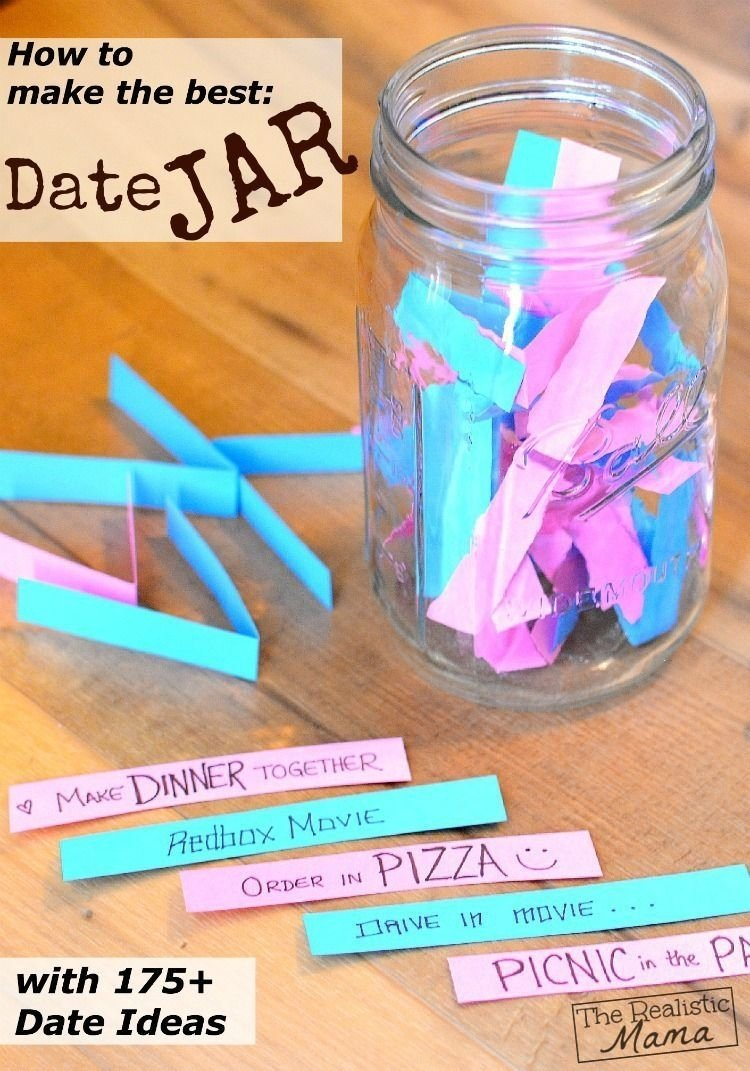 10 Famous Creative Date Ideas For Him the best date jar jar relationships and anniversaries 2020