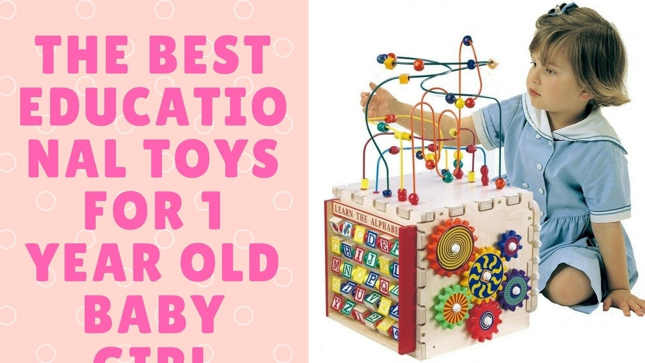 10 Unique Gift Ideas For One Year Old Baby Girl the best educational toys for 1 year old baby girl youtube 2 2021