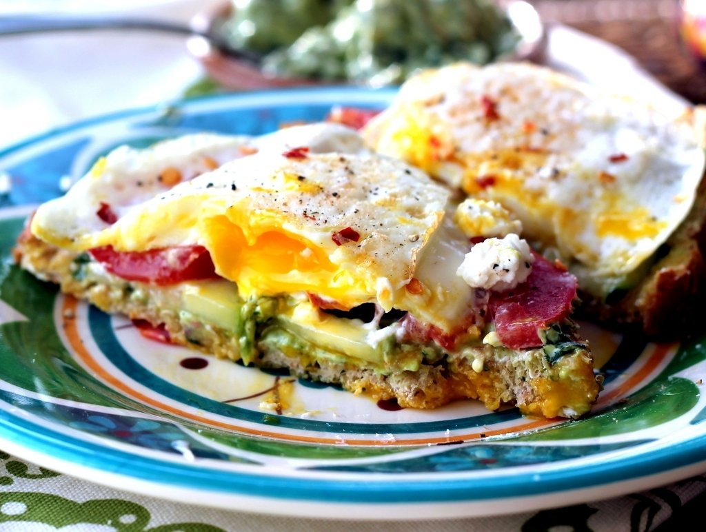 10 Elegant Healthy Breakfast Ideas With Eggs the best egg sandwich like ever ambitious kitchen 2 2020