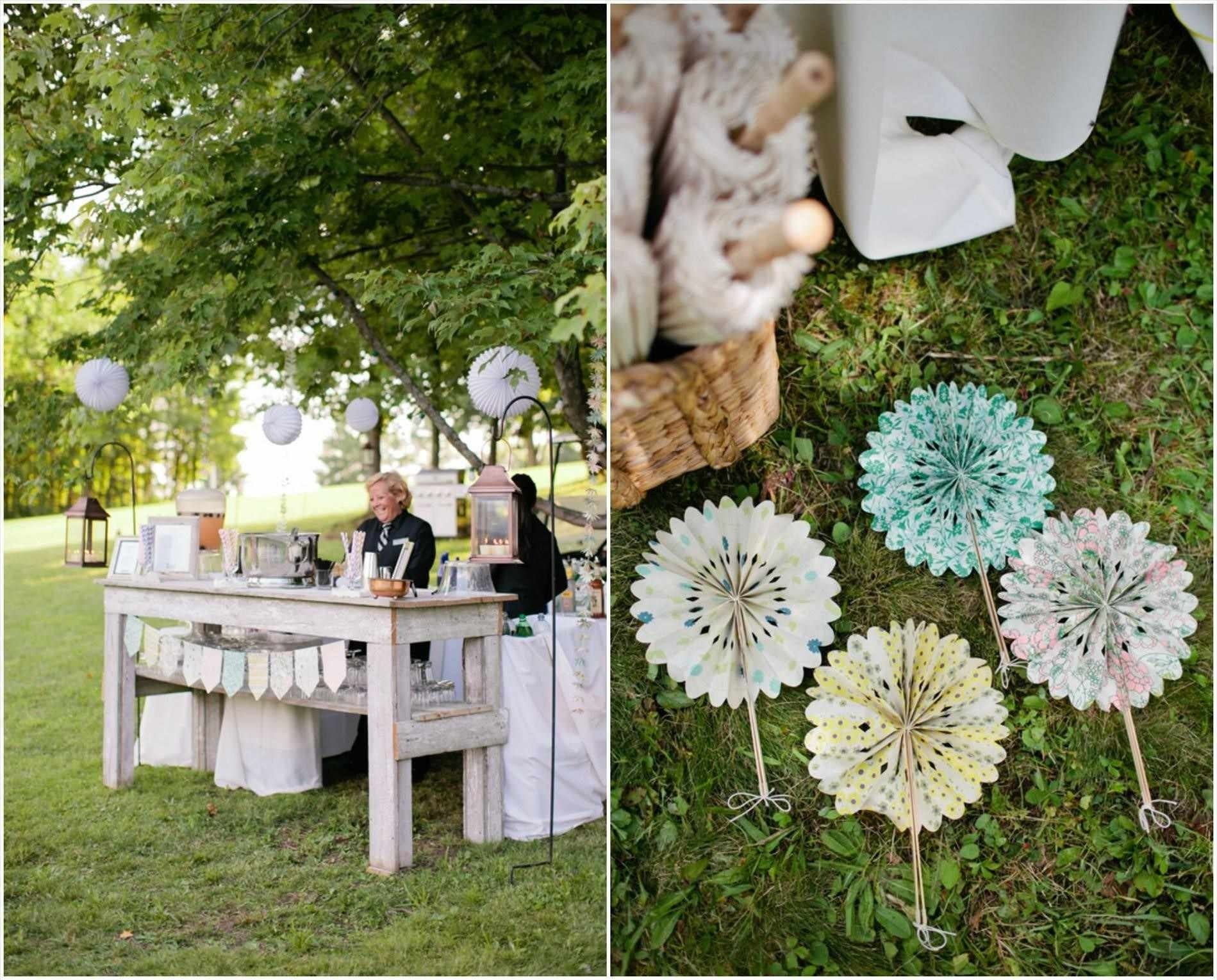 10 Cute Country Wedding Ideas For Spring
