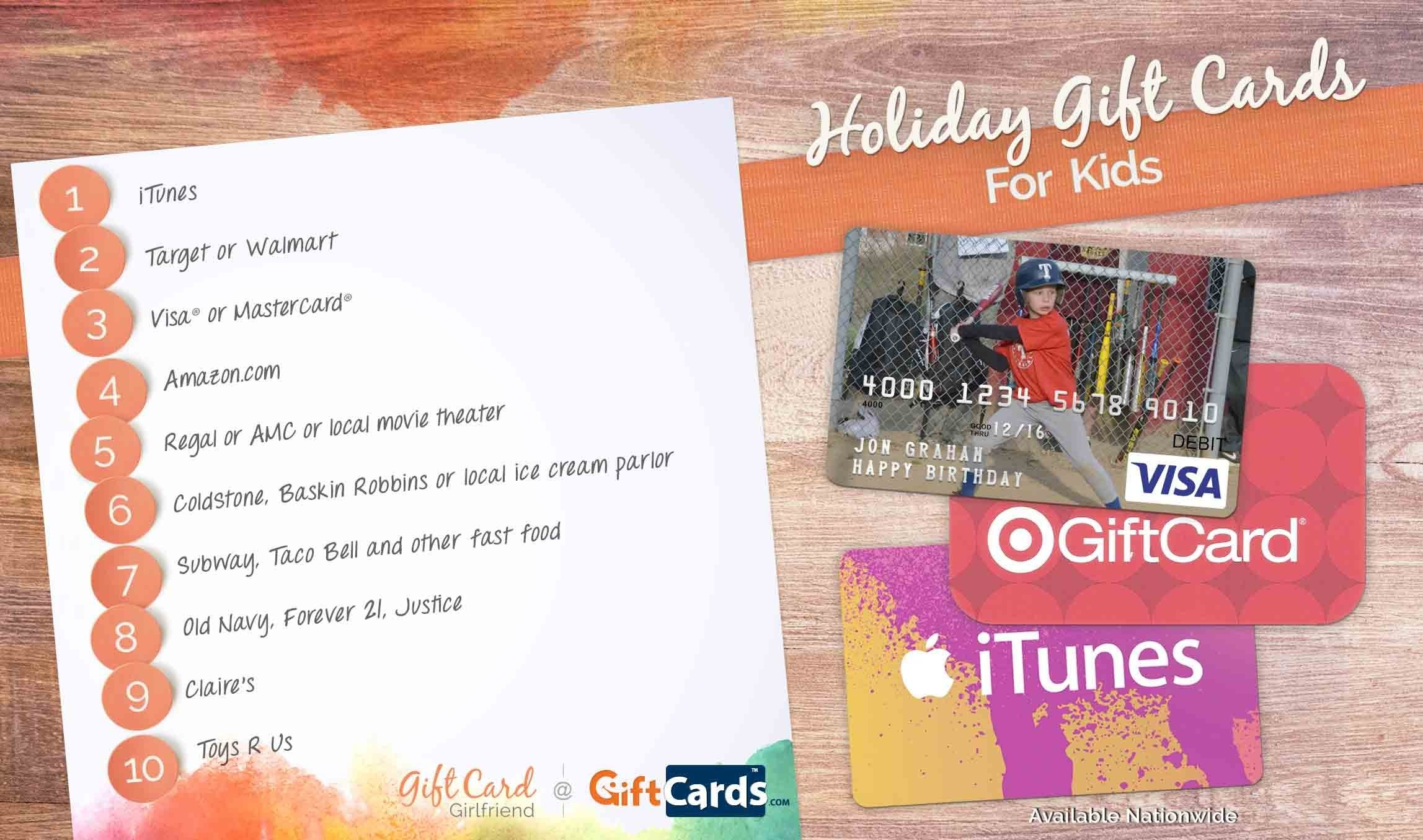 10 Elegant Gift Card Ideas For Women the best gift cards for kids gift card girlfriend