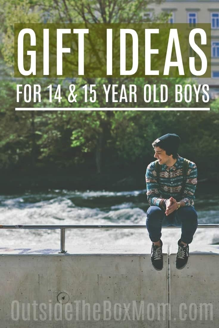 10 Fashionable Gift Ideas For 15 Year Old Boy the best gift ideas for 15 year old boys that also make great gifts 1 2020