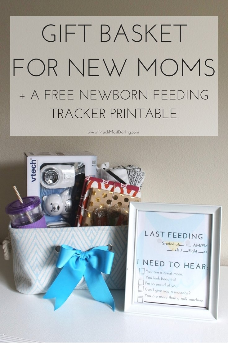 10 Amazing Gift Ideas For New Moms the best gift ideas for a new mom much most darling 1