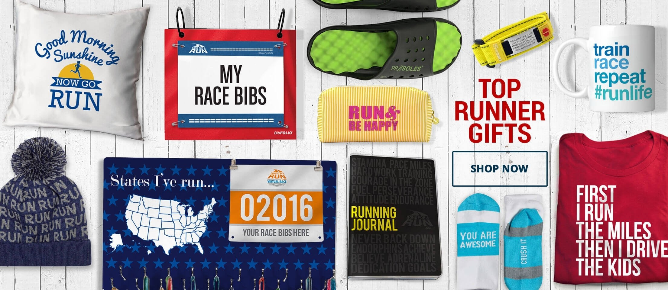 10 Most Popular Gift Ideas For A Runner the best gift ideas for runners gone for a run