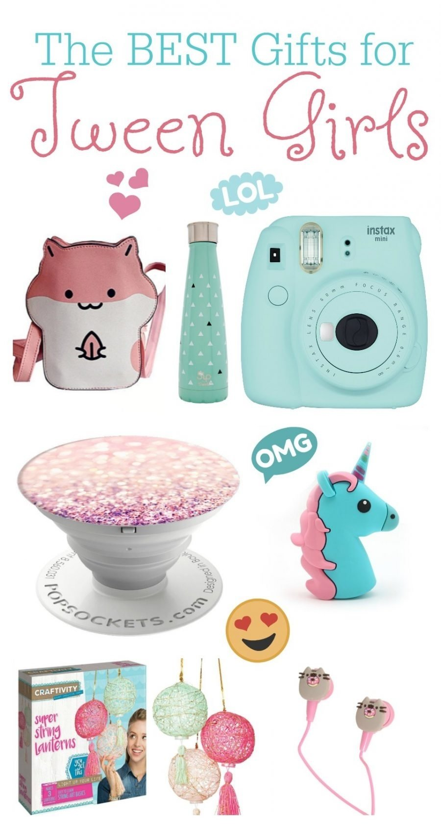 10 Unique Gift Ideas For Tween Girl the best gift ideas for tween girls 1 2021