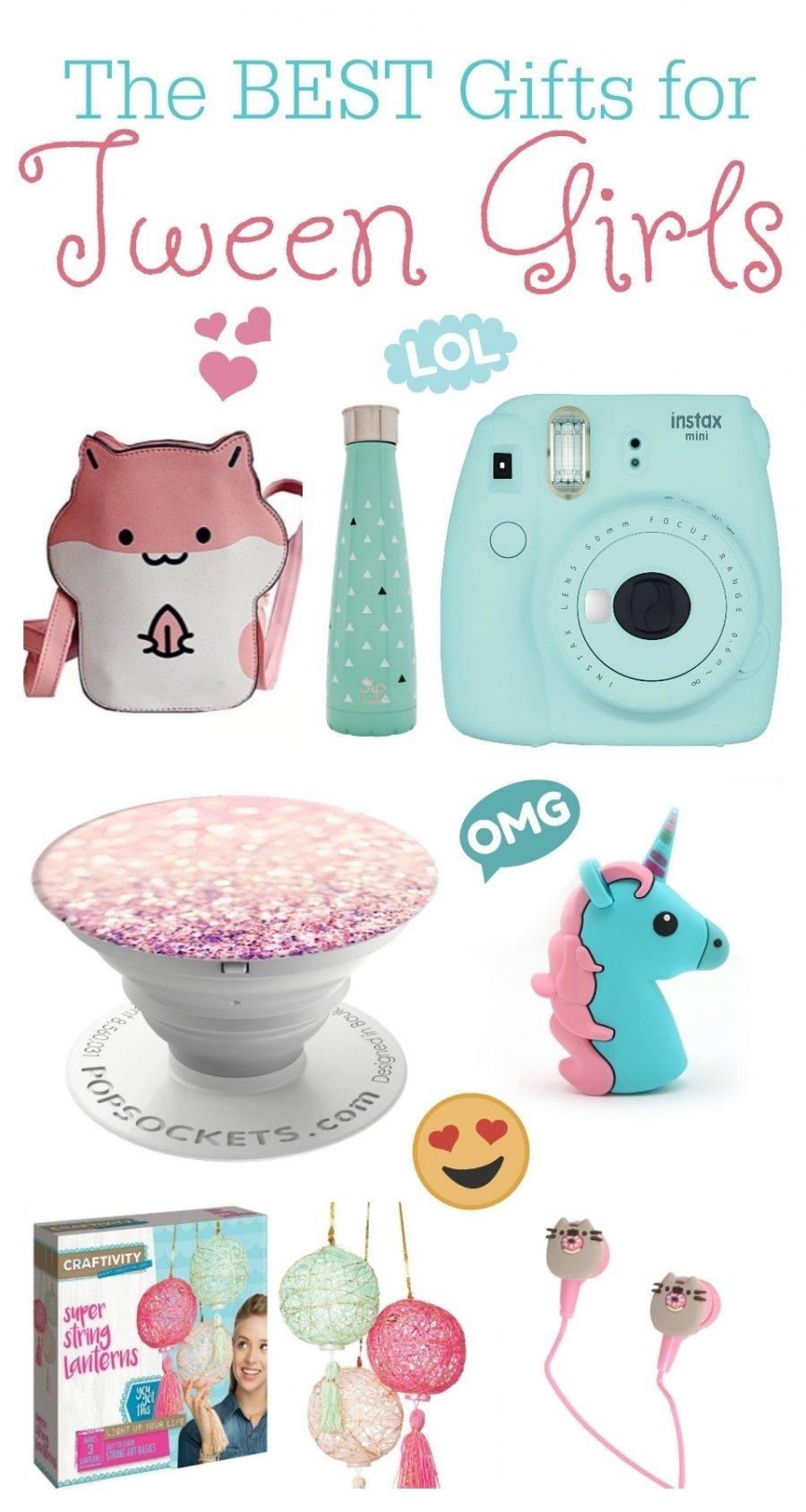 10 Attractive Tween Gift Ideas For Girls the best gift ideas for tween girls 2 2020