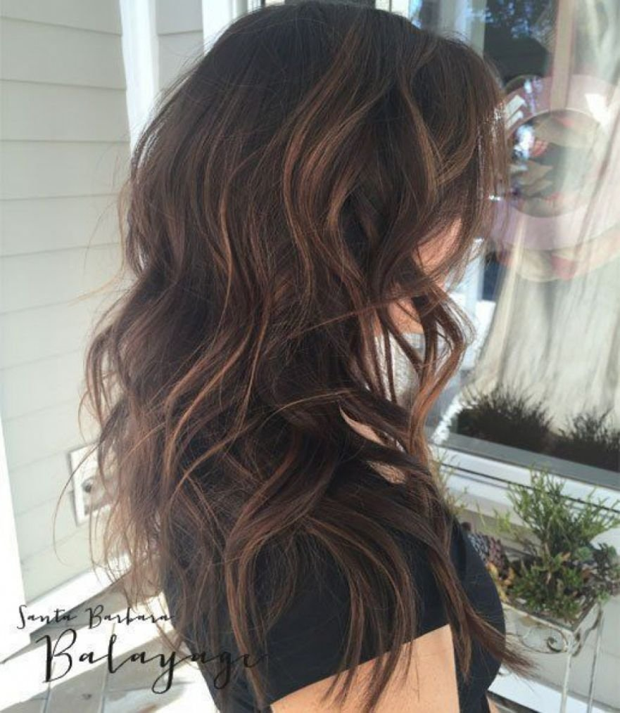 10 Pretty Black Hair With Highlights Ideas the best hairstyles dark caramel highlights ideas for short black 2020