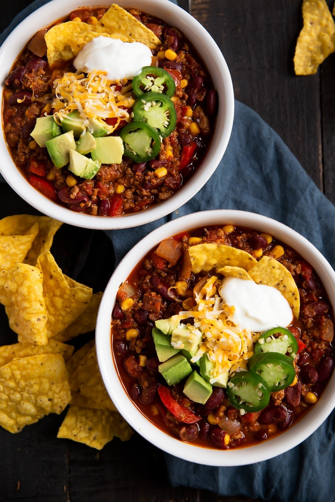 10 Attractive Recipe Ideas For Ground Turkey the best healthy turkey chili youll ever eat ambitious kitchen 2020