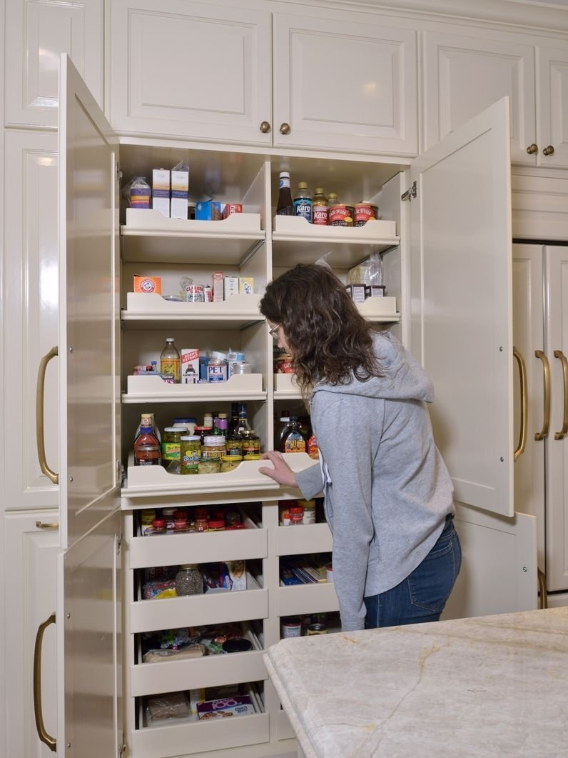 10 Cute Walk In Pantry Design Ideas the best kitchen space creator isnt a walk in pantry its this 2021