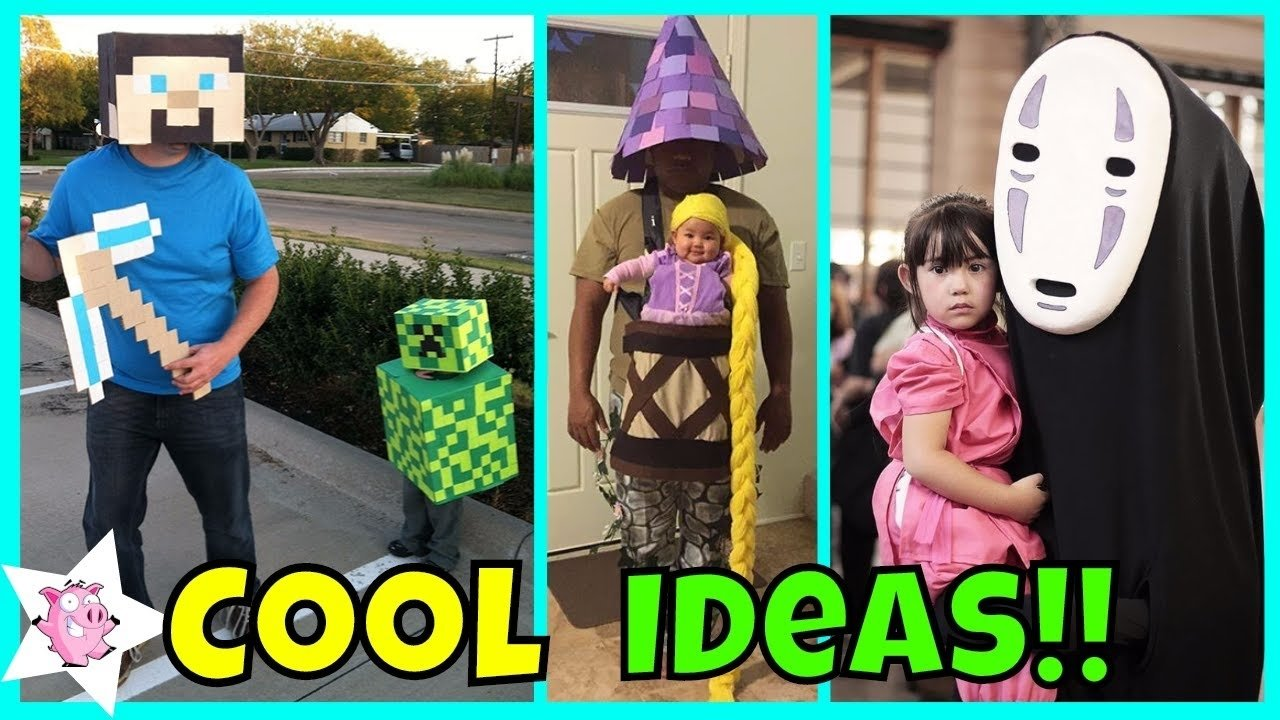 10 Fashionable Best Halloween Costume Ideas Ever the best parent child halloween costume ideas ever youtube 2020