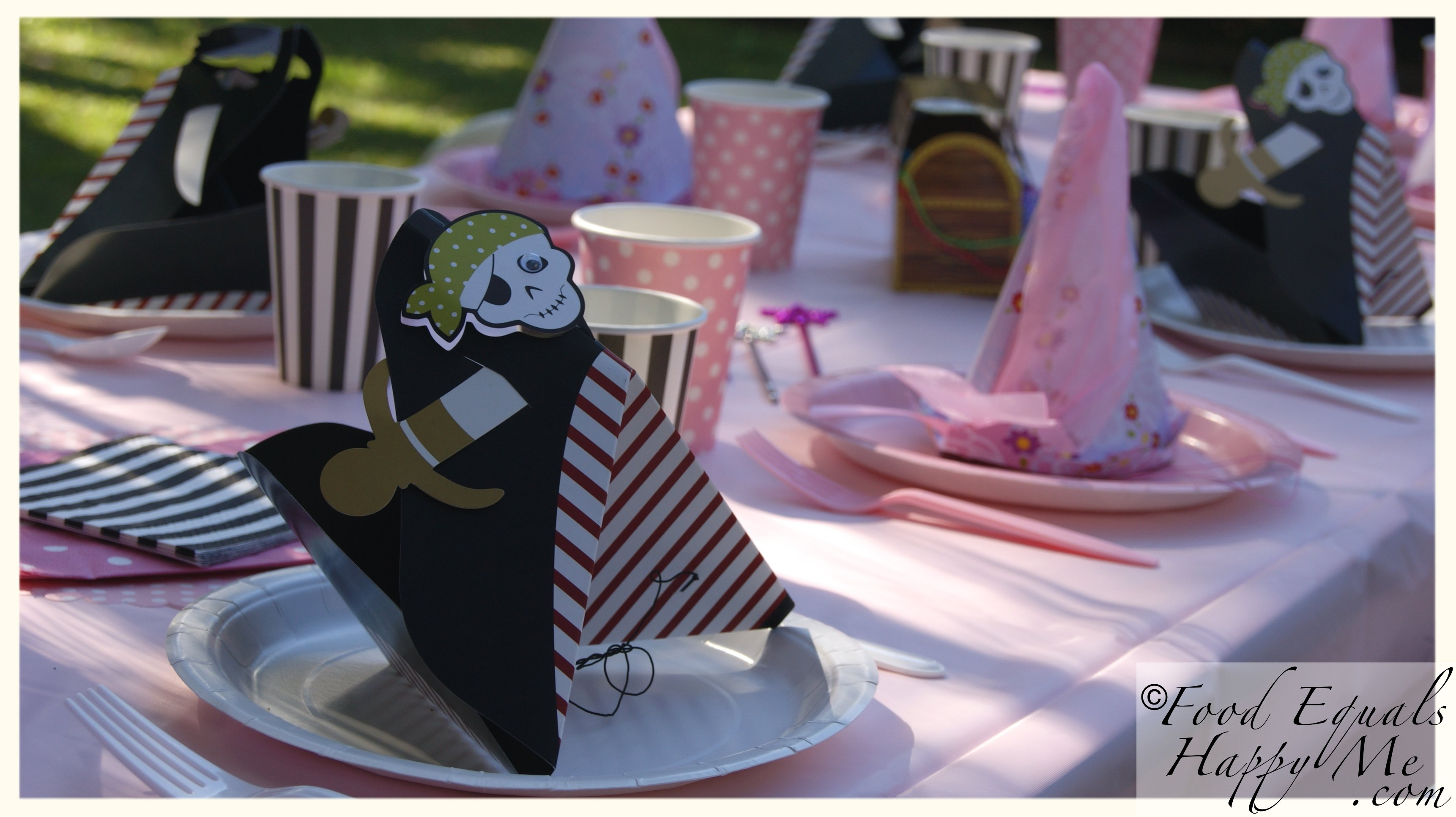 10 Awesome Princess And Pirate Party Ideas the best party ever well thats what the kids were saying food 3 2020