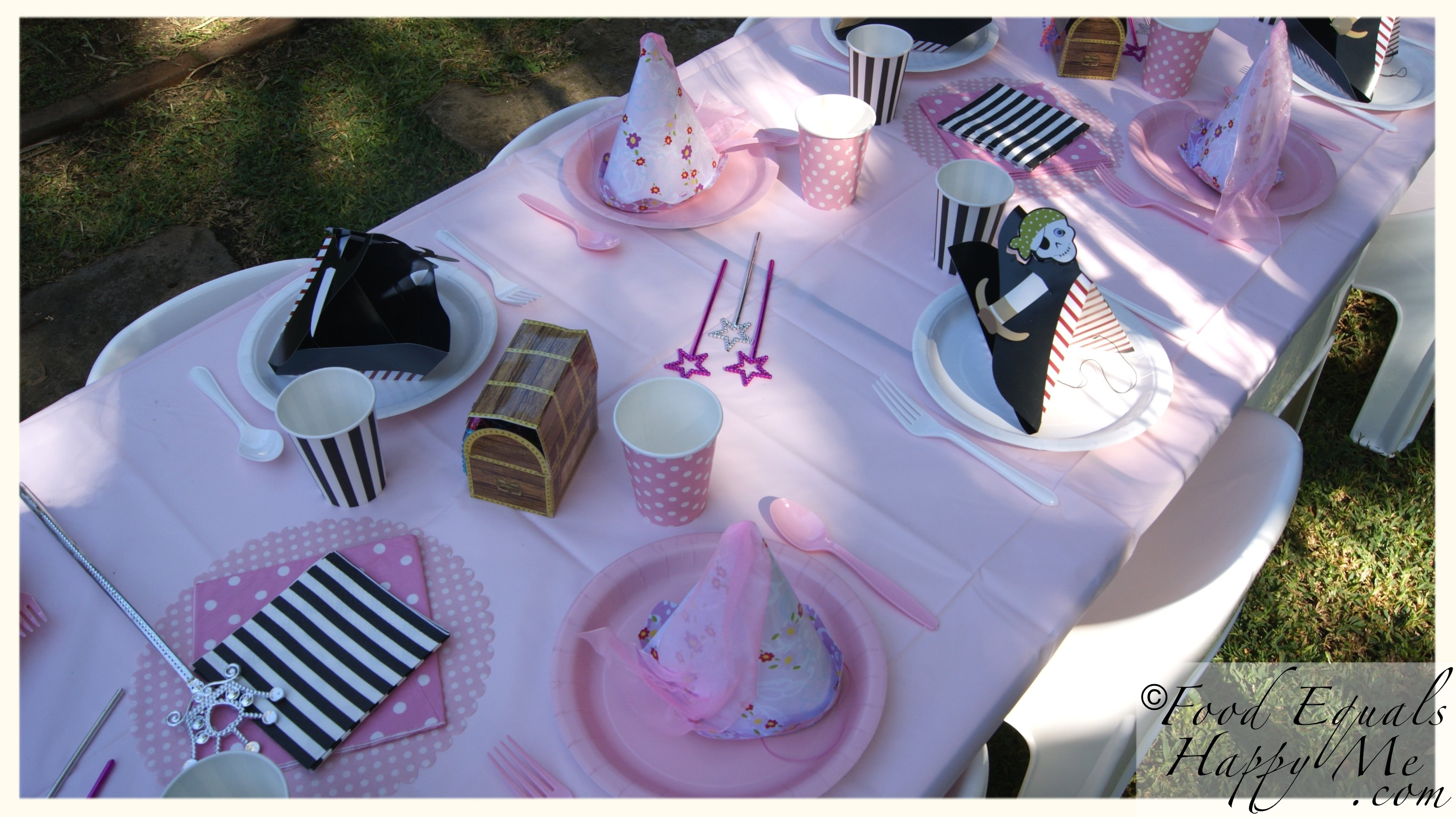 10 Awesome Princess And Pirate Party Ideas the best party ever well thats what the kids were saying food 4 2020