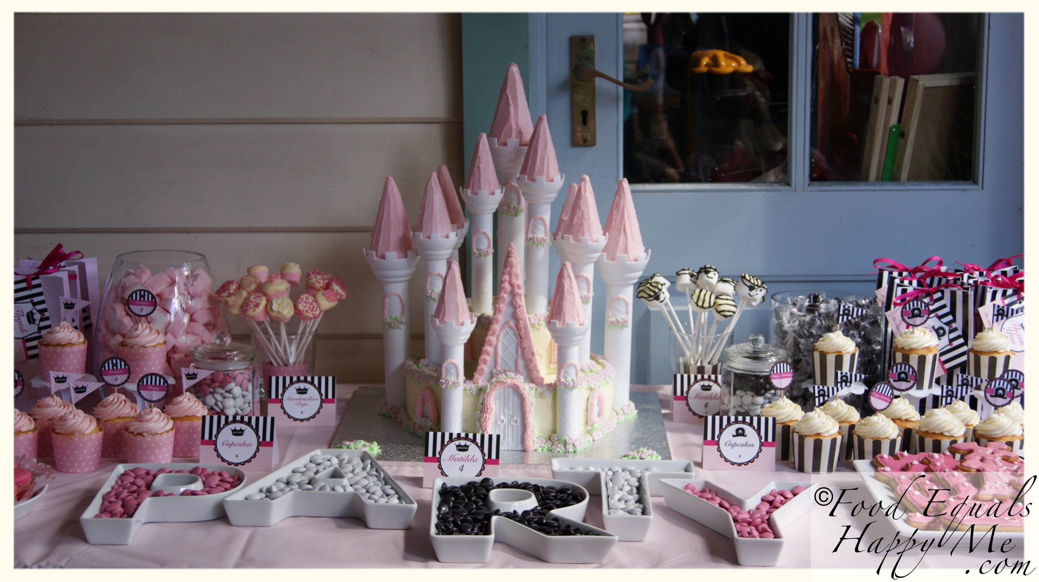 10 Awesome Princess And Pirate Party Ideas the best party ever well thats what the kids were saying food 5 2020