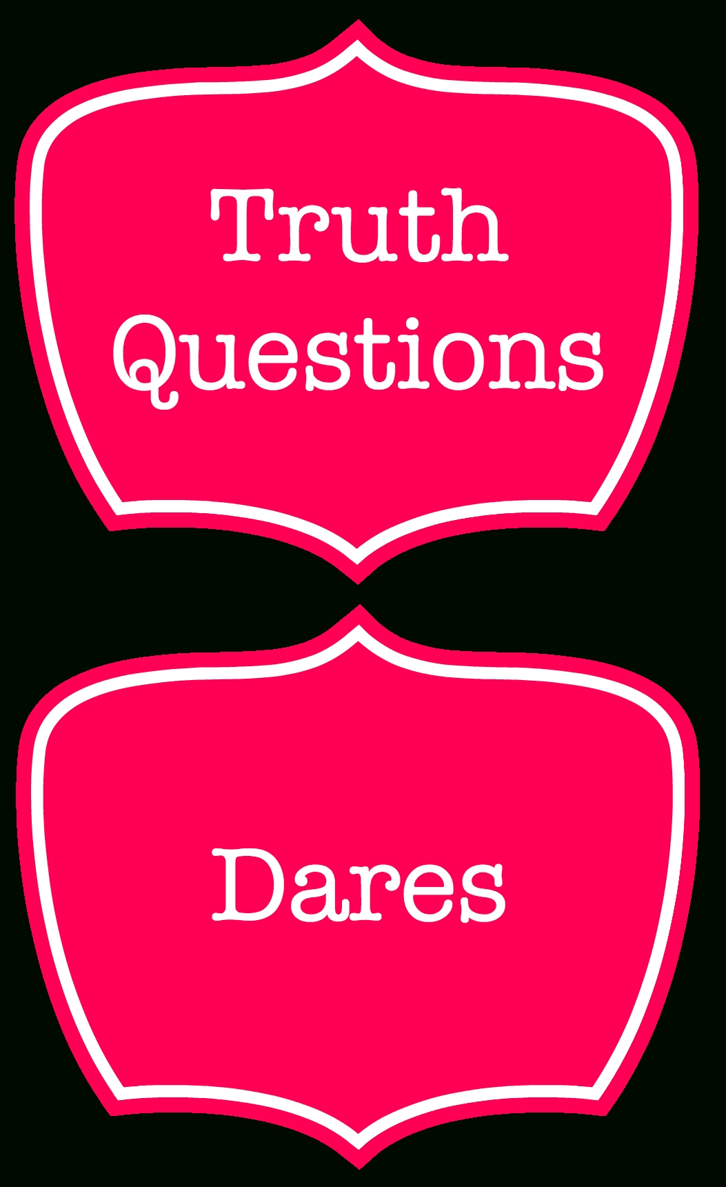 10 Great Truth Or Dare Dare Ideas the best party game for tweens tween truths and future 2020