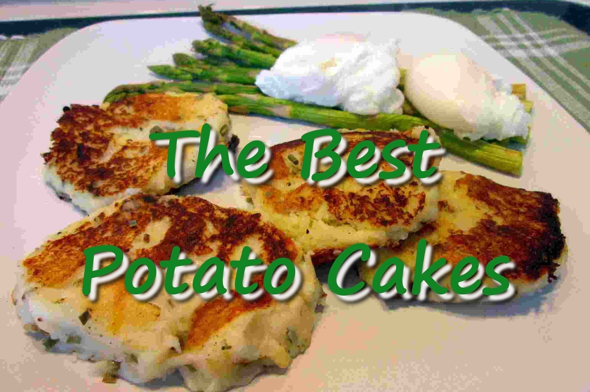10 Unique Ideas For Leftover Mashed Potatoes the best potato cakes leftover mashed potatoes recipe youtube 2021