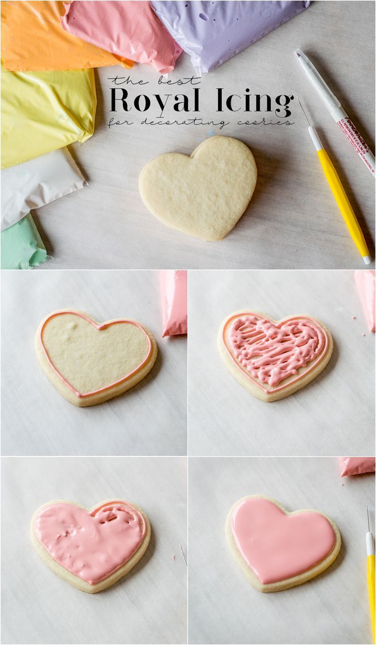 10 Amazing Easy Sugar Cookie Decorating Ideas the best royal icing for decorating cookies sugar cookie icing 2021