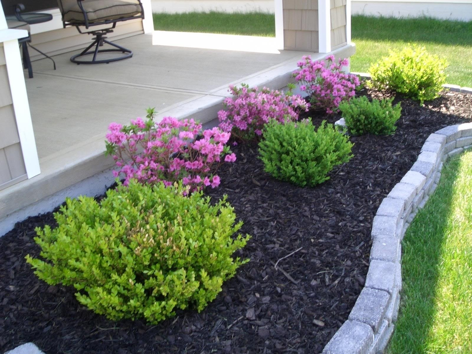 10 Nice Ideas For Front Yard Landscaping the best small front yard landscaping idea bistrodre porch and 2 2020