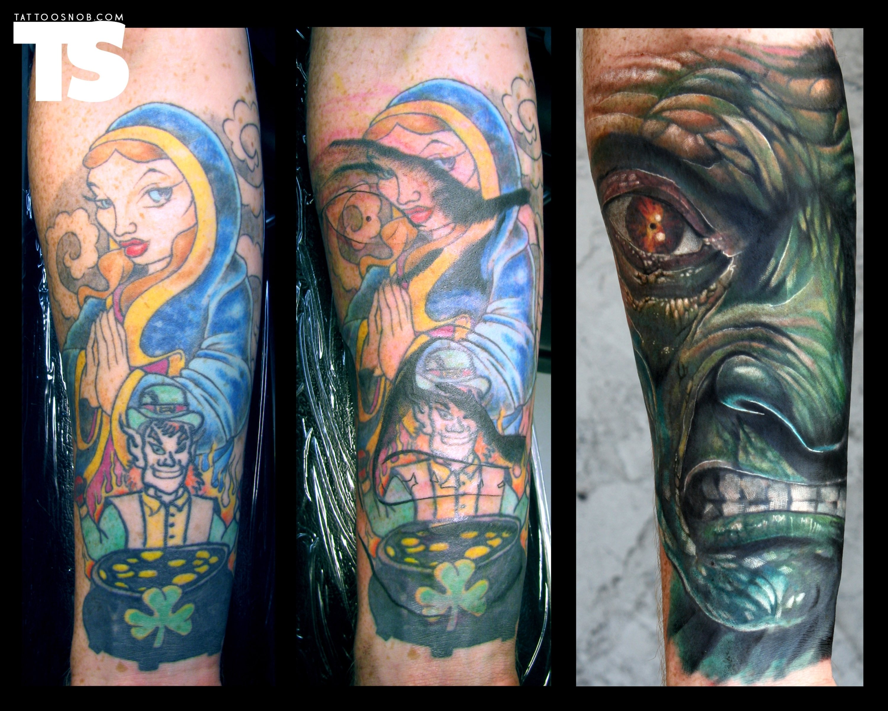 10 Attractive Big Tattoo Cover Up Ideas the best tattoo cover ups of the worst tattoos 1 2020