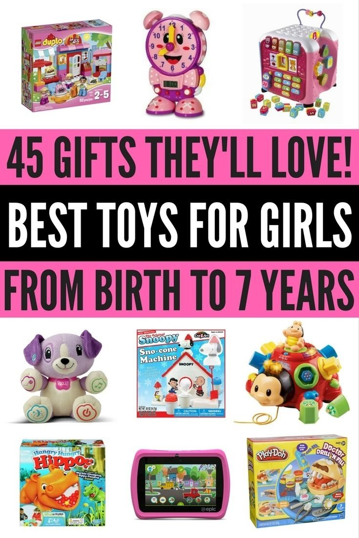 10 Elegant Gift Ideas For Boys Age 7 the best toys for girls 45 gift ideas theyll love birth toy 2 2020