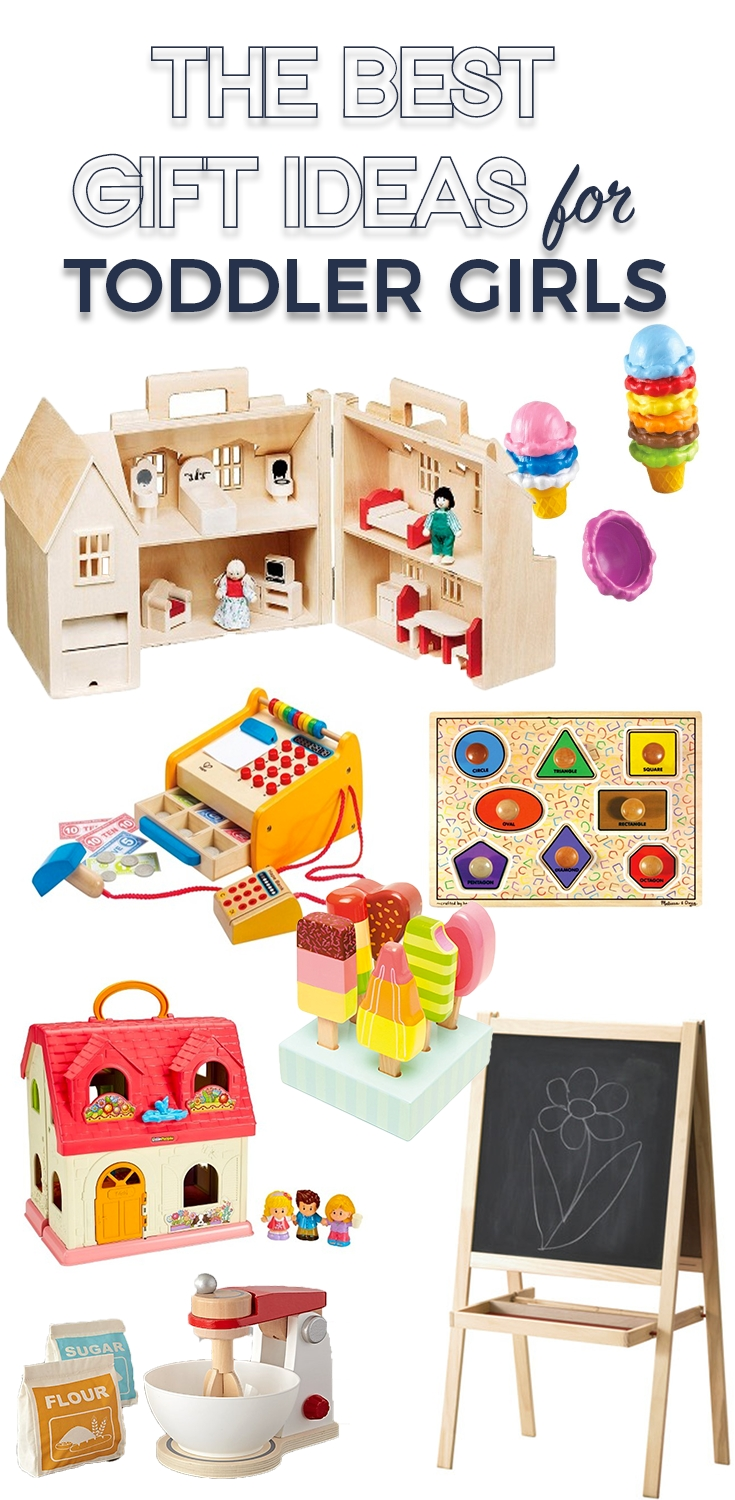 the best toys for toddlers - gift guide for 2-year-olds - making