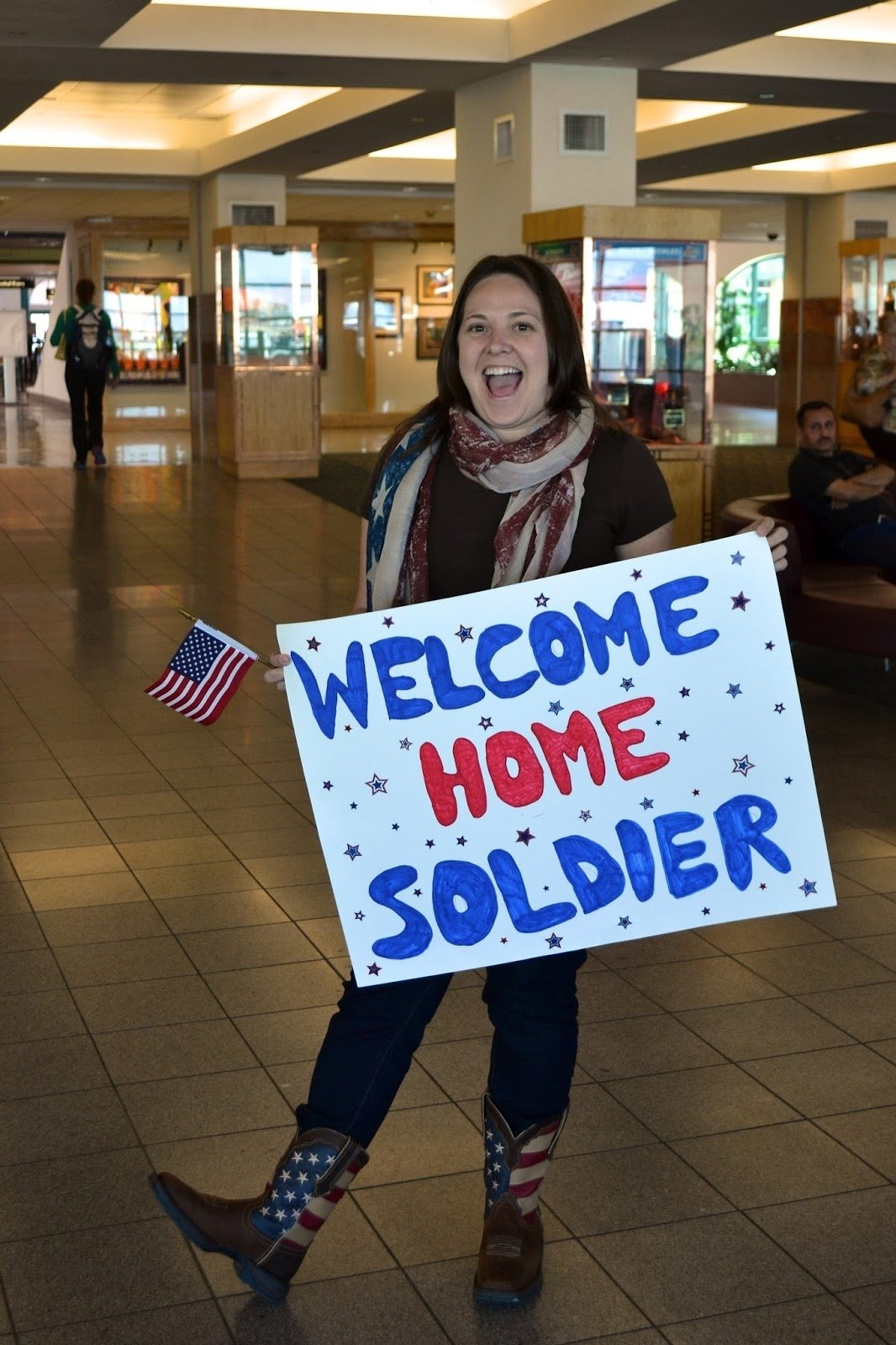 10 Unique Welcome Home Sign Ideas For Military the big list of welcome home signs when you dont know what to 1 2021