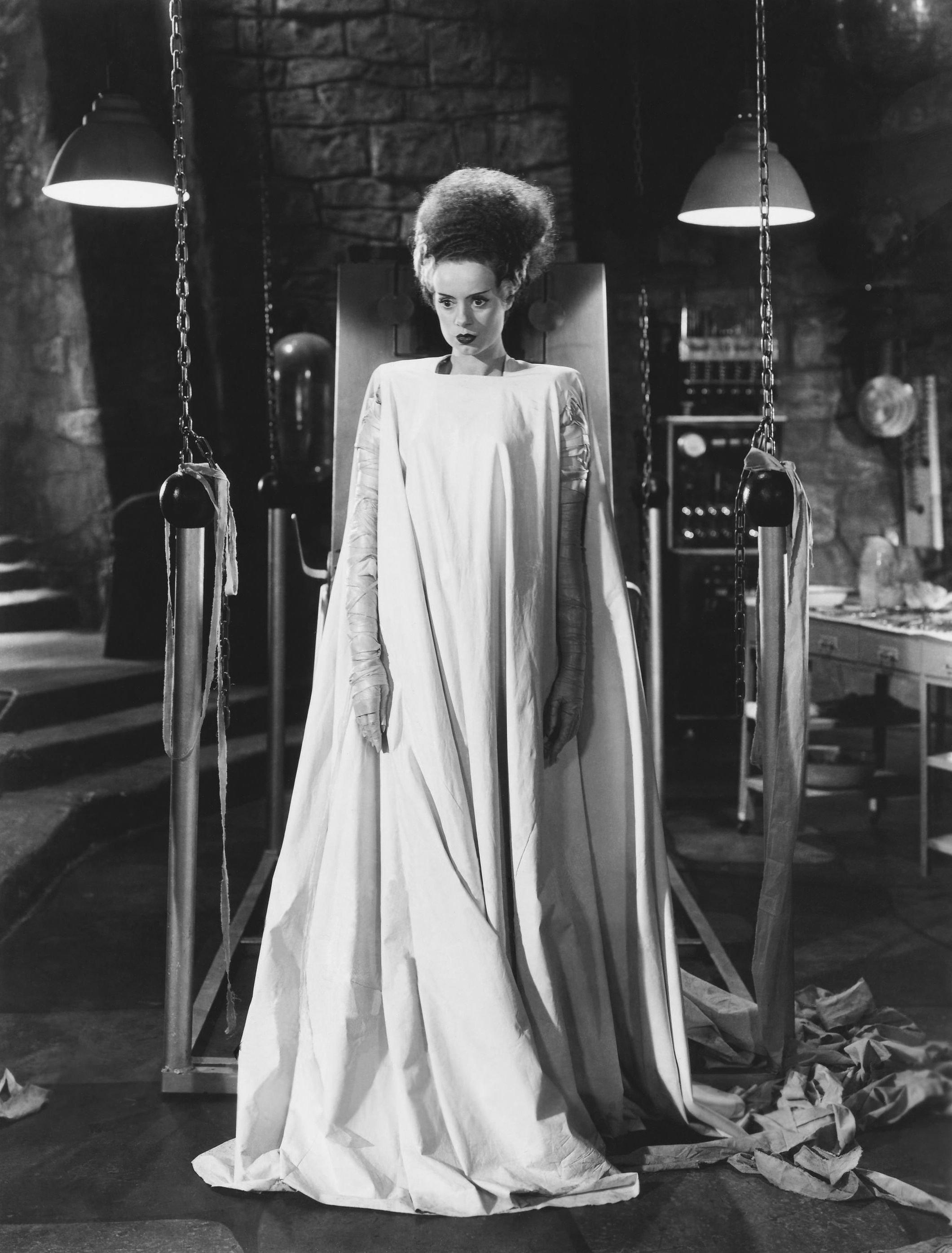 10 Perfect Bride Of Frankenstein Costume Ideas the bride of frankenstein 1935 halloween pinterest 2021