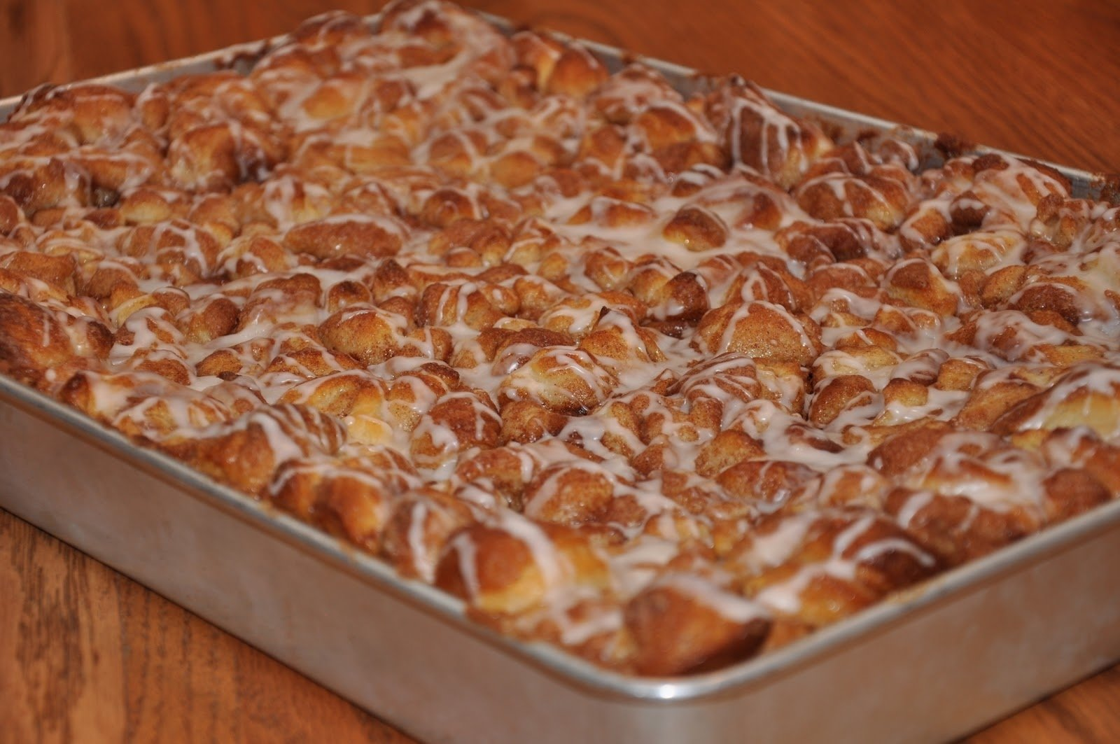 10 Stunning Breakfast Ideas For A Crowd the changeable table crowd size chunky monkey cinnamon pan bread 1 2020