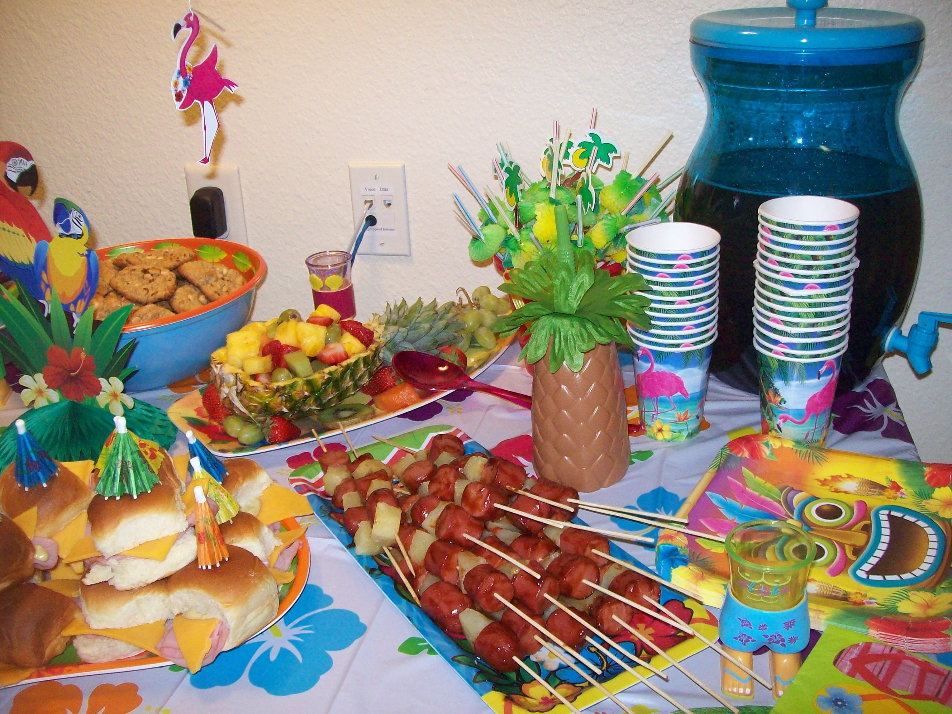 10 Fantastic Luau Party Ideas For Kids the classy outdoor luau decorations party e2 80 94 house decoration 2021