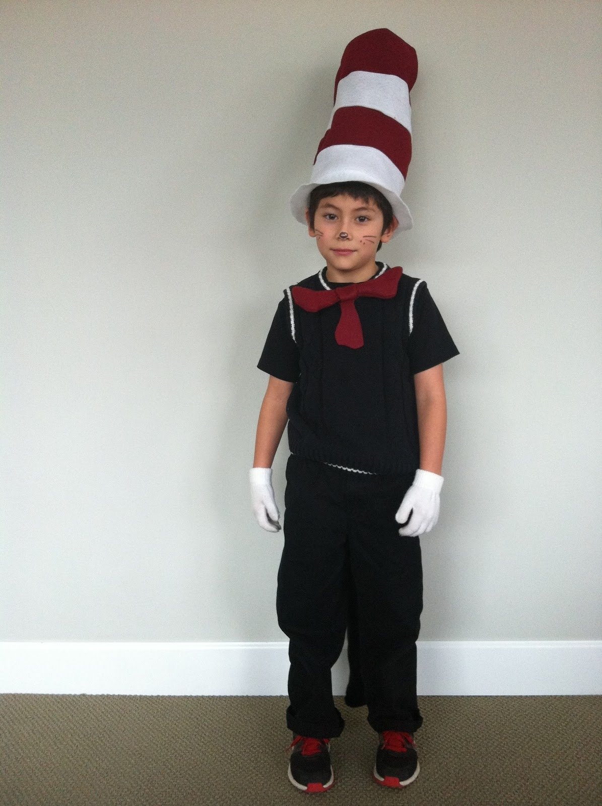 10 Lovable Cat In The Hat Costume Ideas