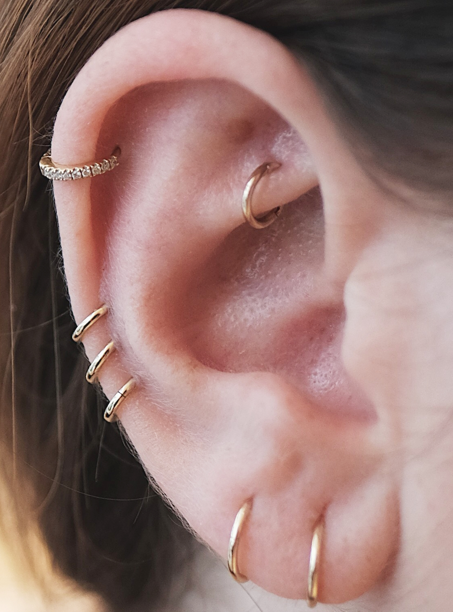 10 Fashionable Cute Piercing Ideas For Girls the coolest piercings new york girls are getting right now 2021