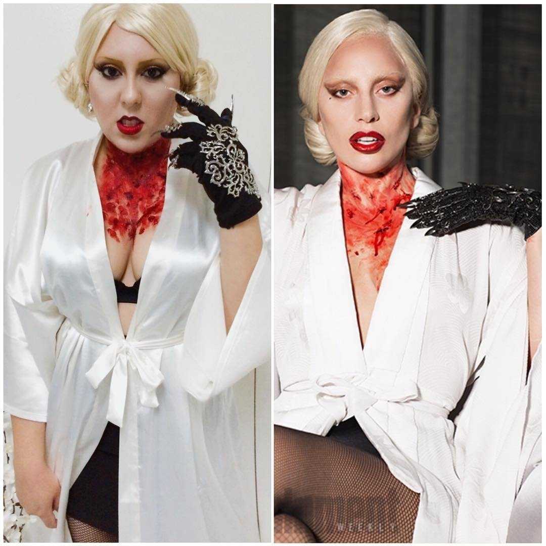 10 Stunning Lady Gaga Halloween Costume Ideas the countess lady gaga american horror story hotel halloween 2020
