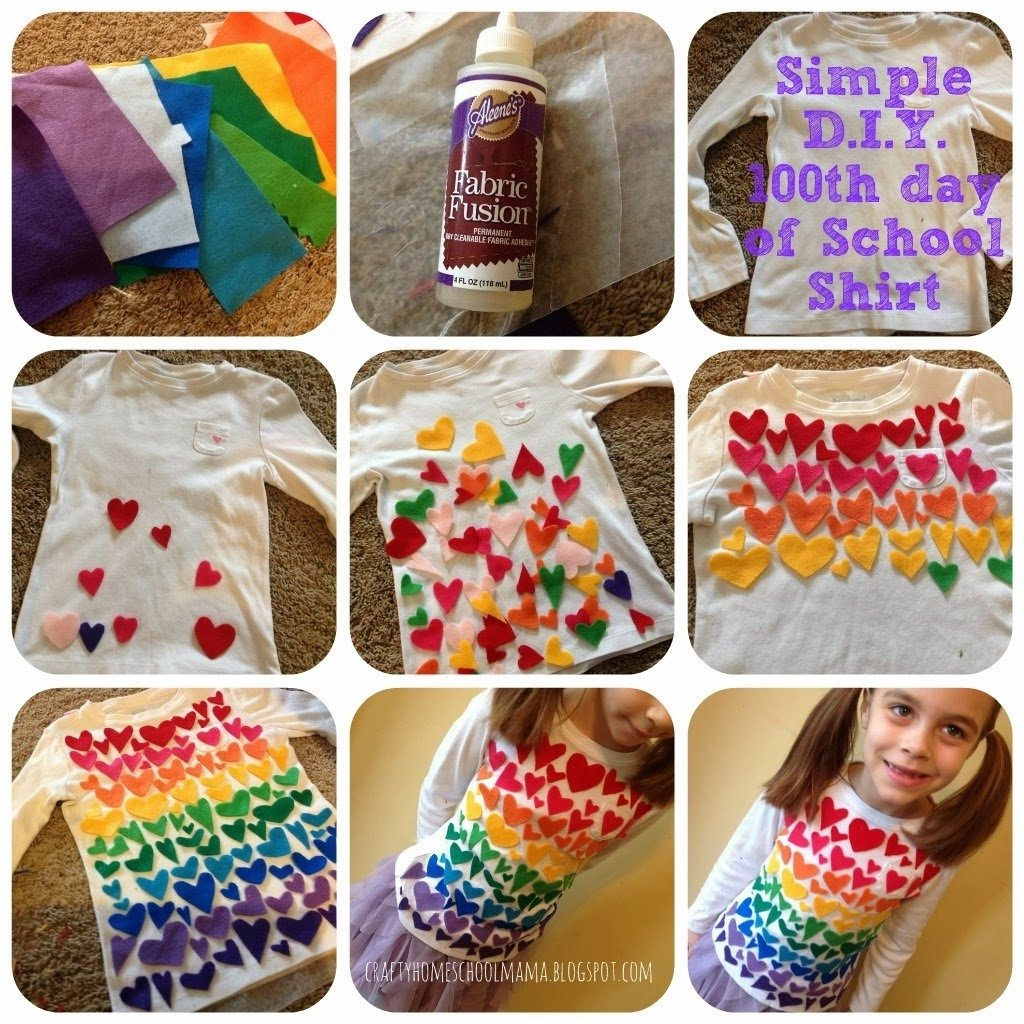 10 Unique Ideas For 100Th Day Of School the crafty homeschool mama 100th day of school ideas a diy kids 1 2020