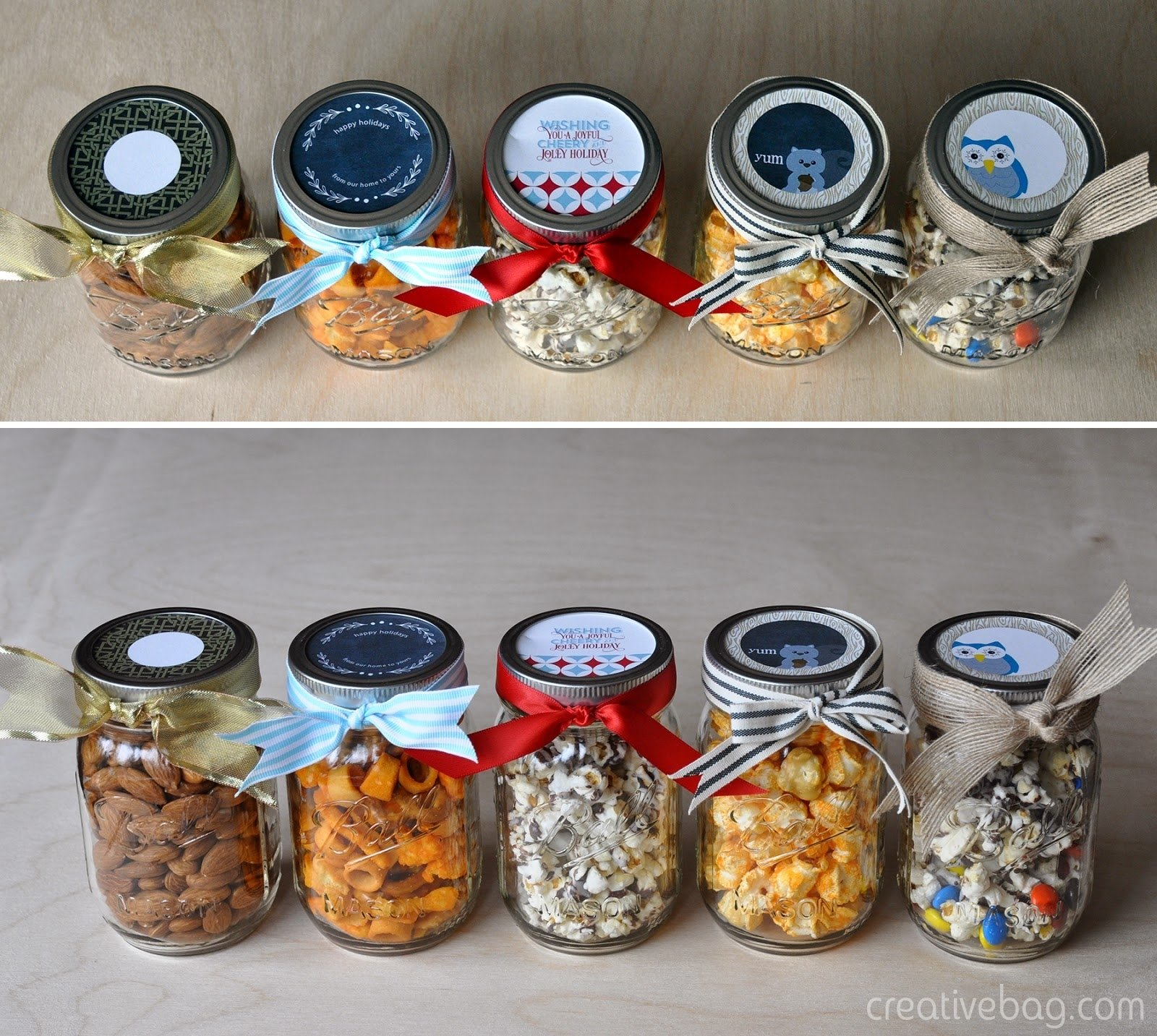 10 Perfect Gift Ideas Using Mason Jars the creative bag blog start with a jar holiday gift giving and 2020