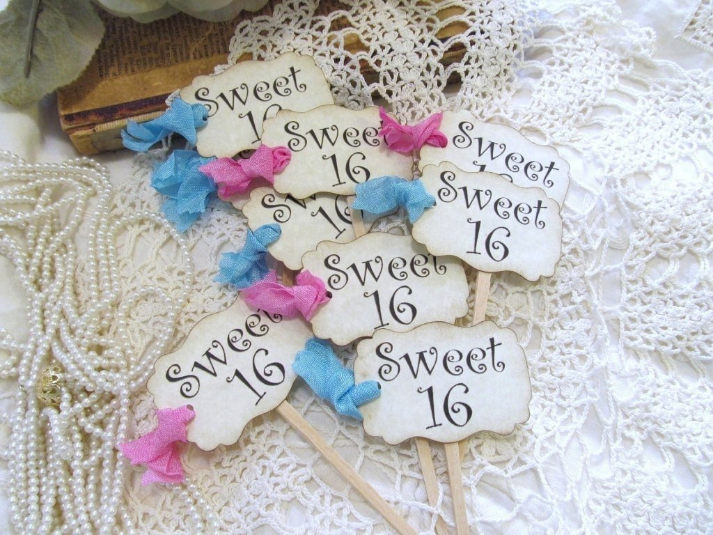10 Best Sweet 16 Birthday Ideas For A Girl The Cute 16th Gift