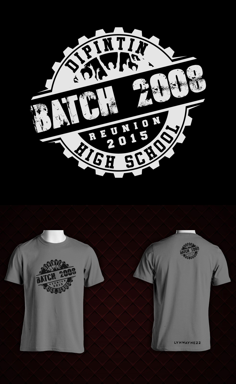 Reunion Tshirt Design. tshirt design by delmundoartworks on ...