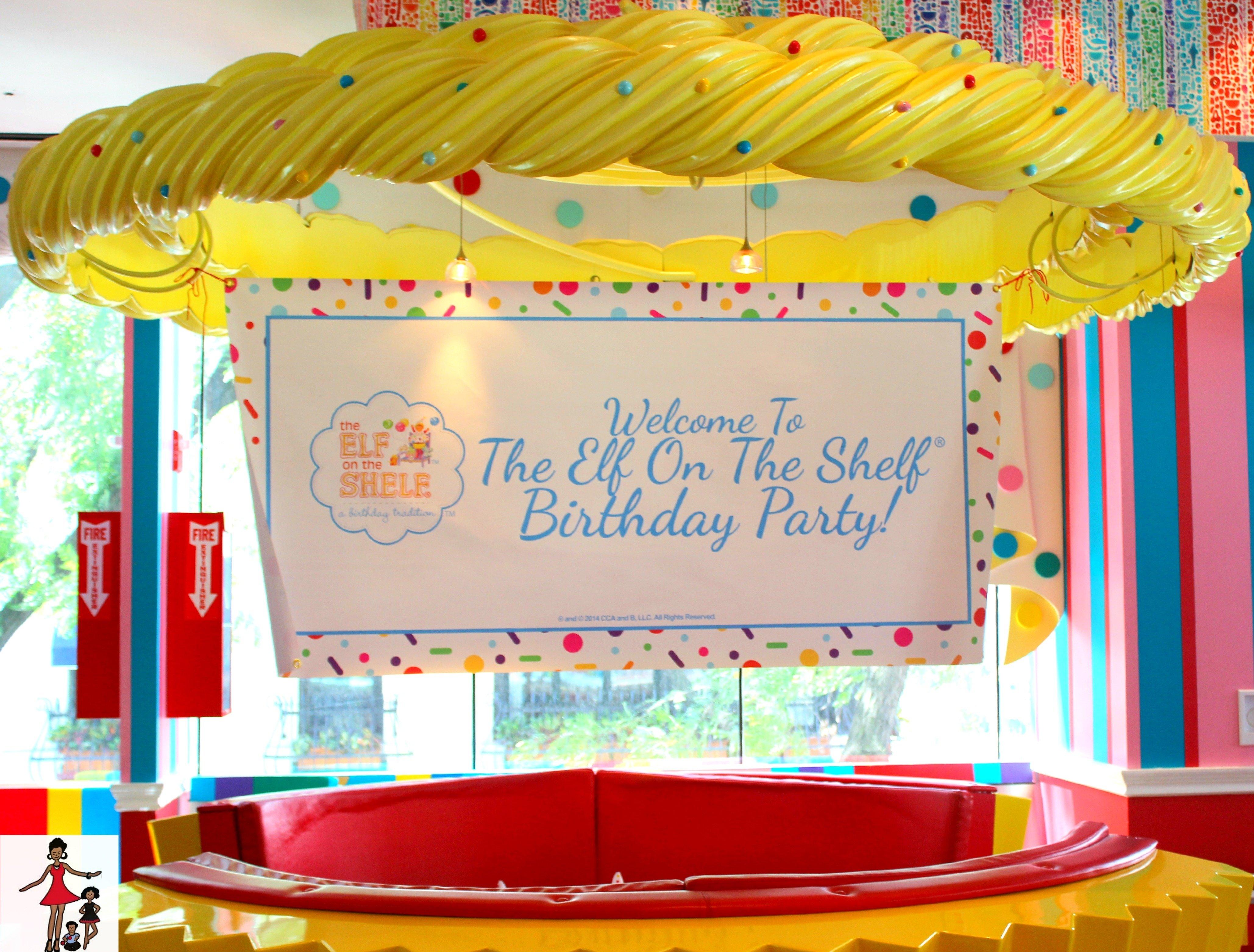 10 Best Elf On The Shelf Birthday Ideas the elf on the shelf birthday tradition rattles heels