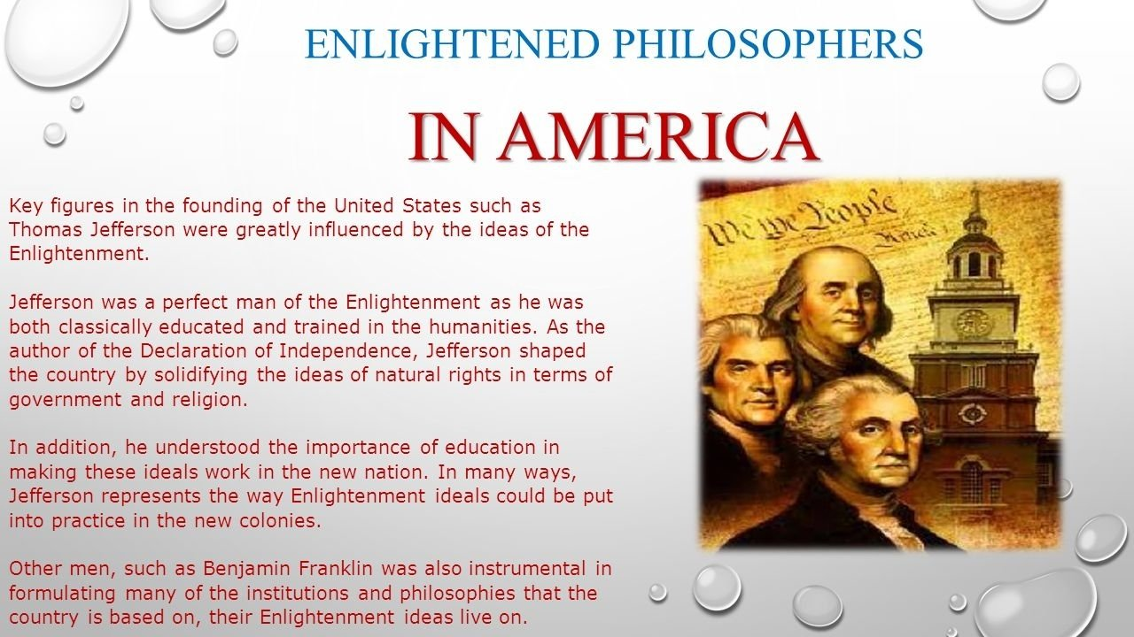 10 Unique The Political Ideas Of Thomas Jefferson Were Greatly Influenced By the enlightenment the american transition as we move forward with 2020