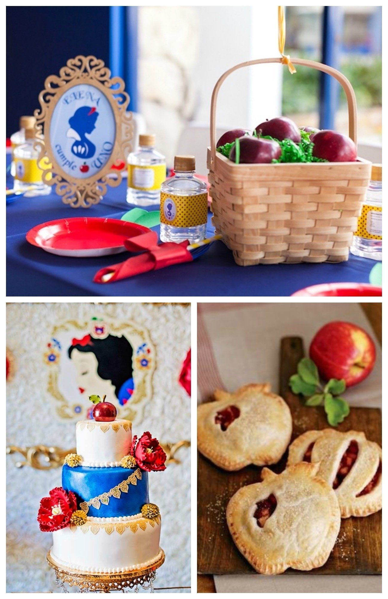 10 Fashionable Snow White Birthday Party Ideas the fairest one of all snow white first birthday party ideas and