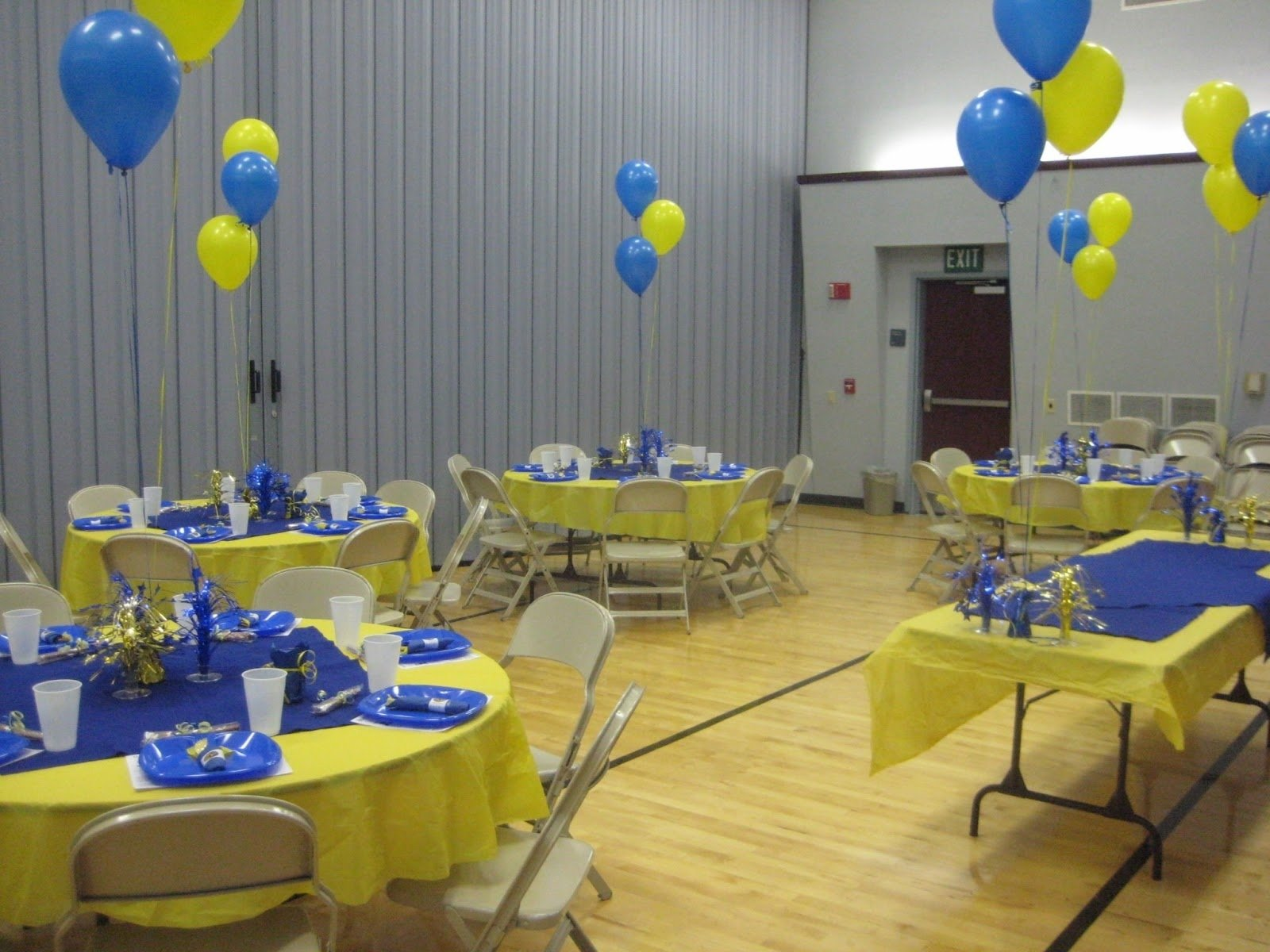 10 Fantastic Cub Scout Blue And Gold Ideas the foulk fam cub scout blue and gold banquet 1