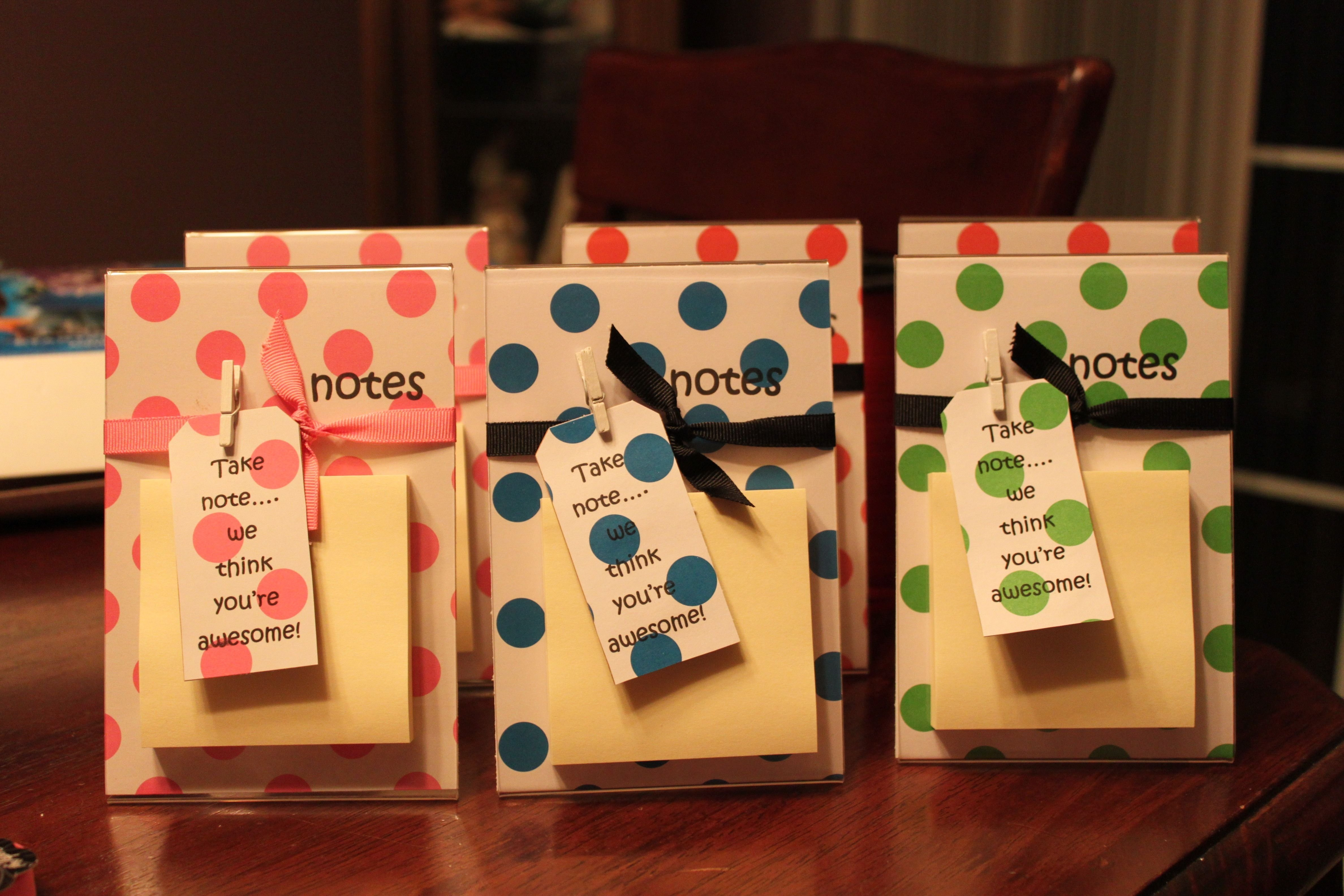 10 Awesome Gift Ideas For Nursing Students the gifts i made for nurses week for the fantastic ladies i work 2020