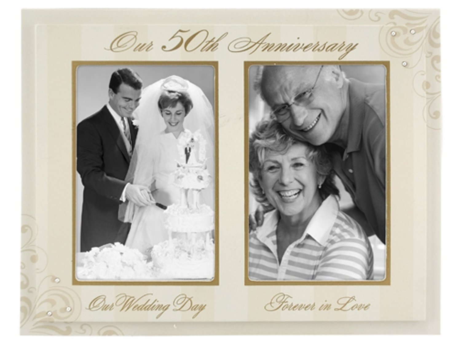 the golden years - 50th wedding anniversary gift ideas for parents