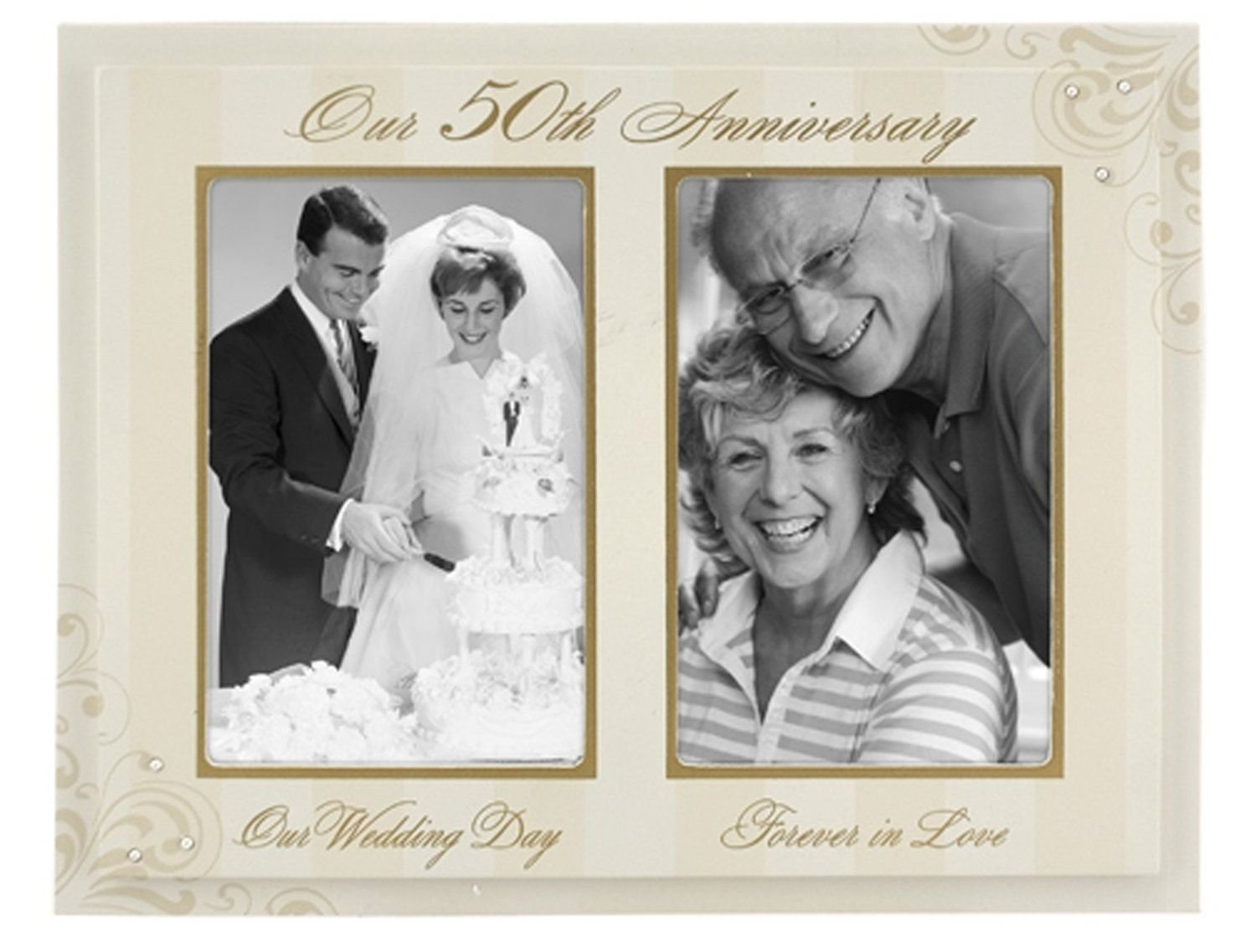 10 Lovely Ideas For 50Th Anniversary Gift the golden years 50th wedding anniversary gift ideas for parents 8