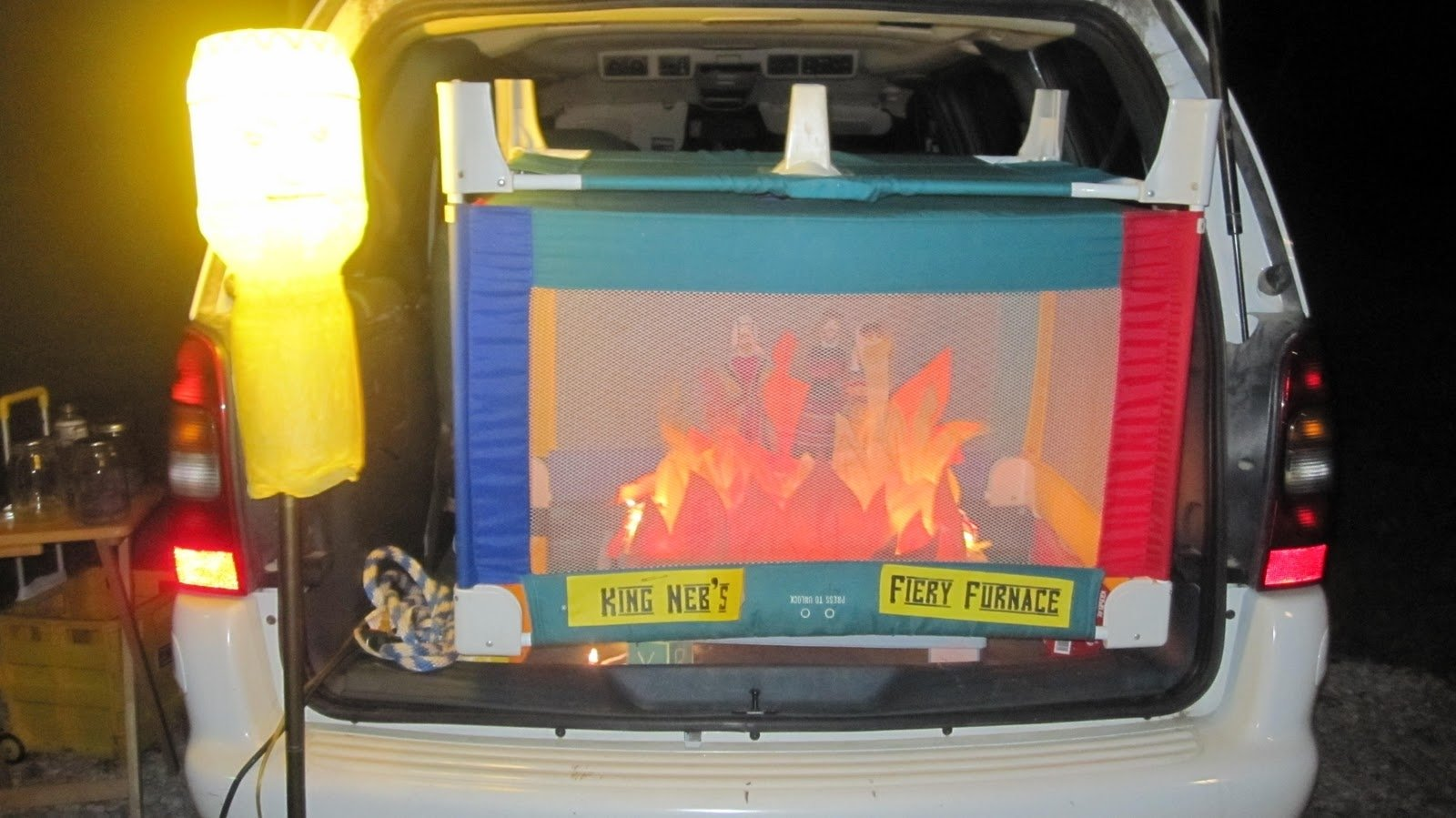 10 Attractive Biblical Trunk Or Treat Decorating Ideas the graber gab trunk or treat 2