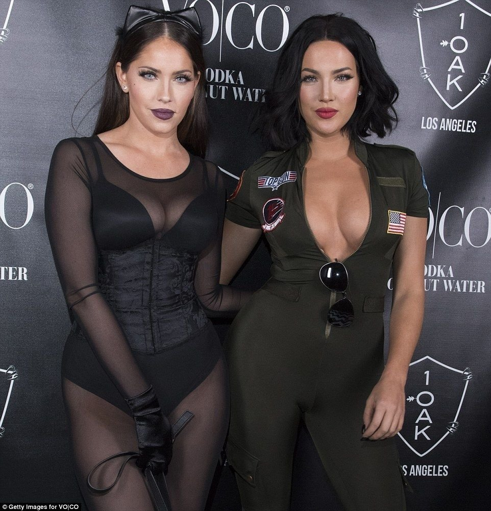 10 Awesome Heaven And Hell Costume Ideas the halloween costumes that are scarily good natalie halcro and 2020