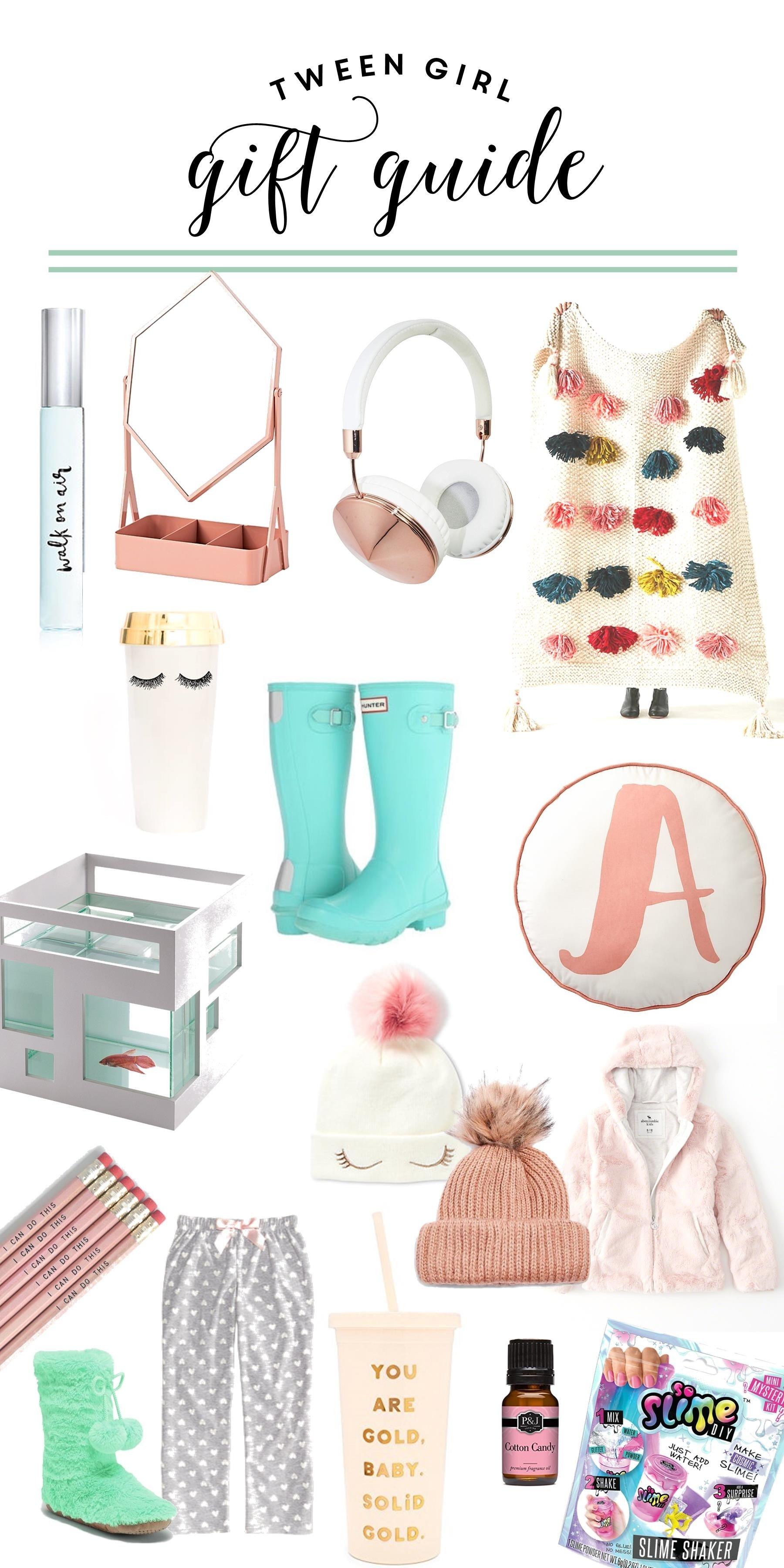 10 Attractive Tween Gift Ideas For Girls the homespun hostess 2020
