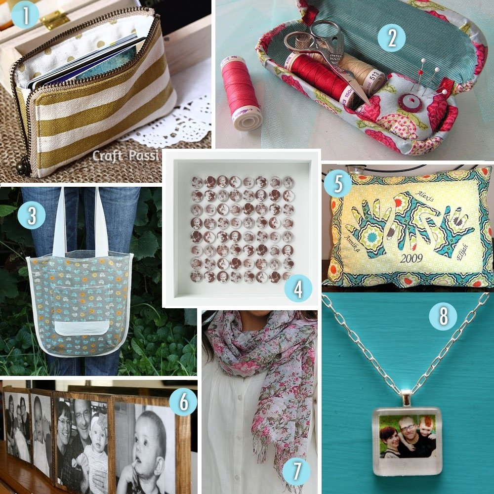 10 Best Gift Bag Ideas For Women the how to gal diy christmas gift guide for women 2012 1 2020
