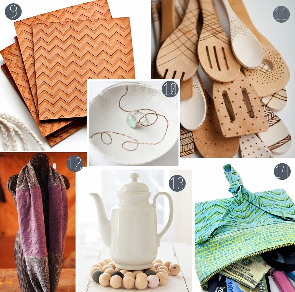 10 Great 2013 Gift Ideas For Women the how to gal diy christmas gift guide for women 2013 1
