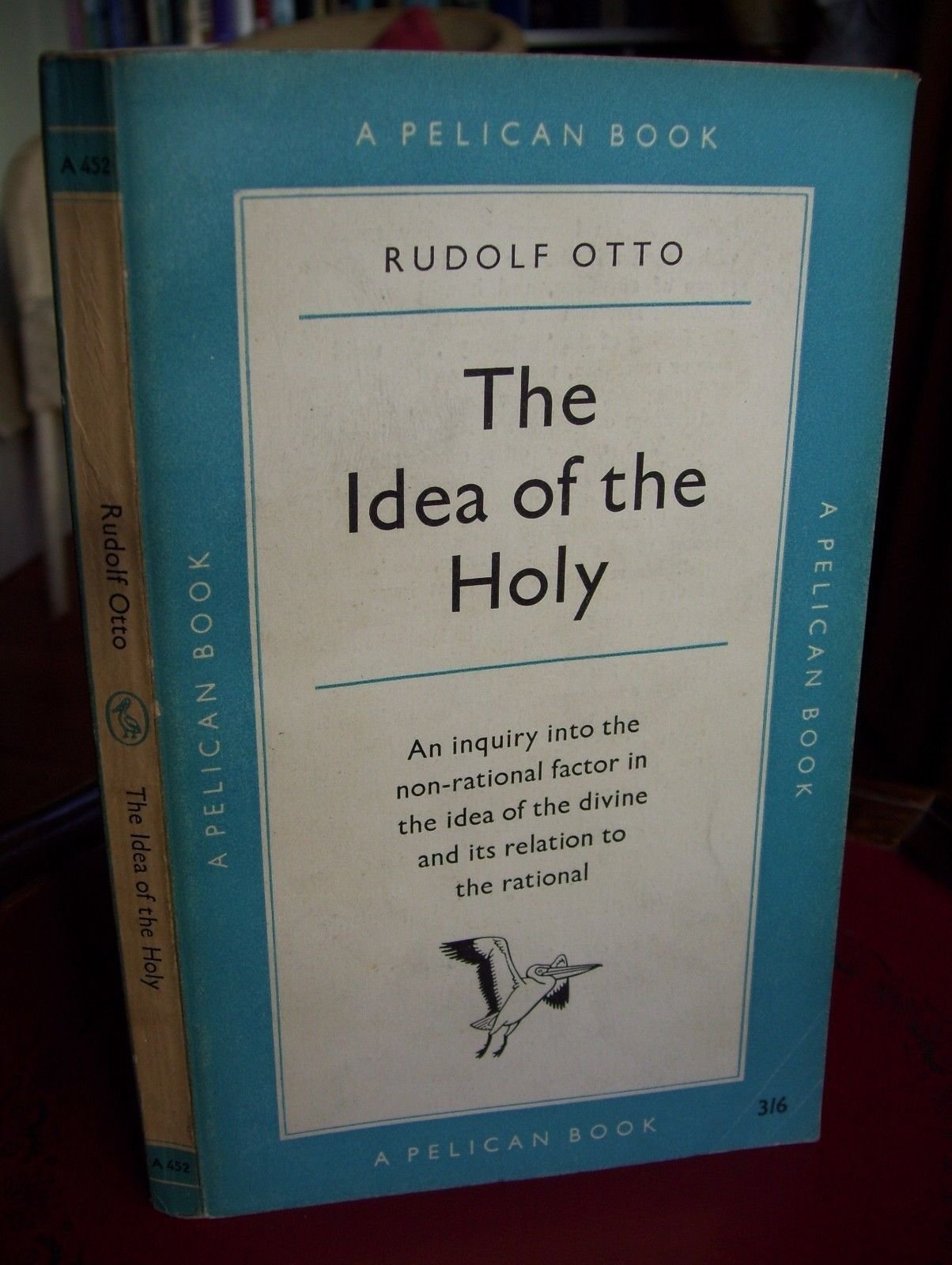 10 Pretty Rudolf Otto The Idea Of The Holy the idea of the holyrudolf otto pb 1959 142591574630 2020