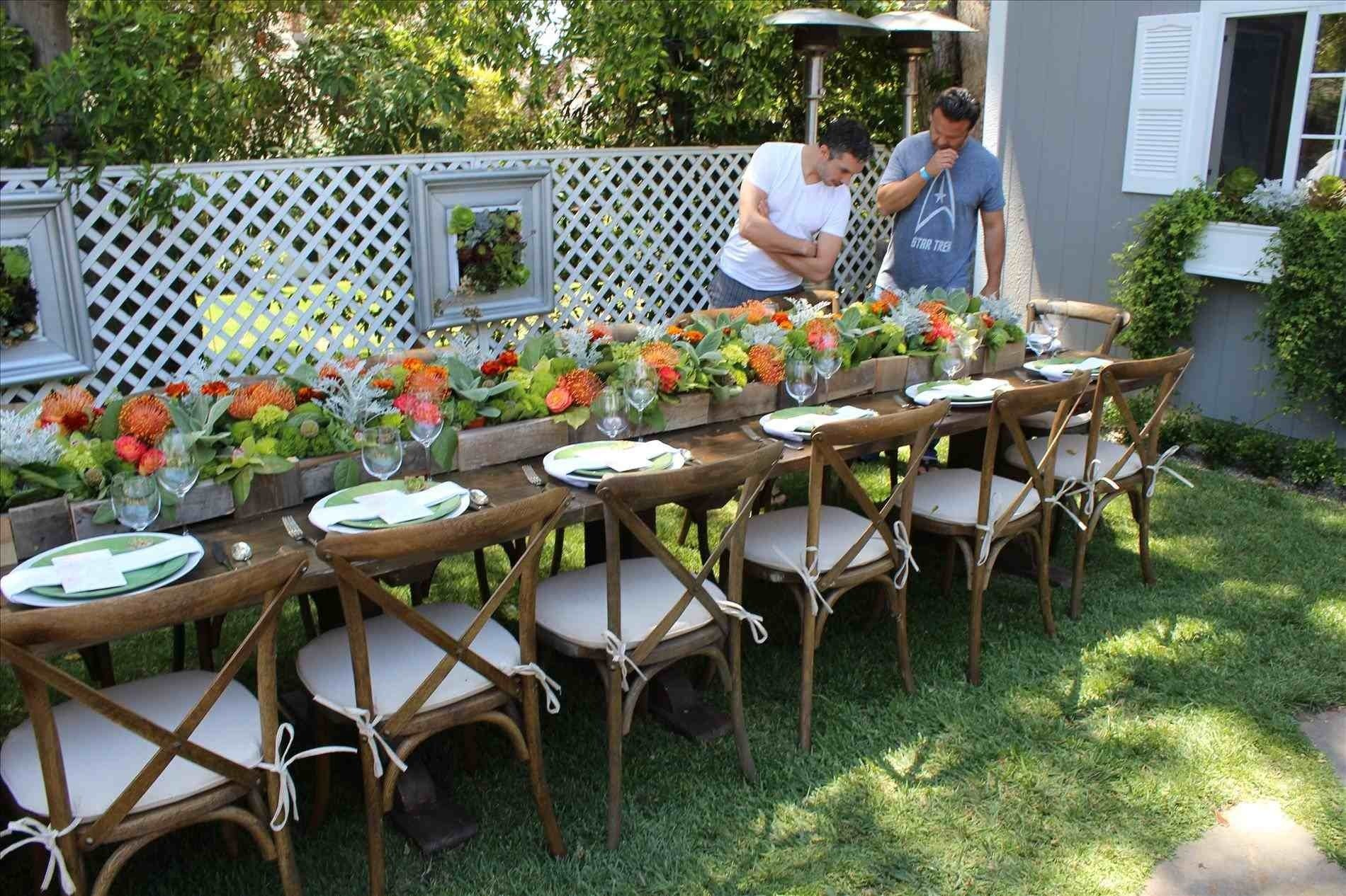10 stunning outdoor party ideas for adults